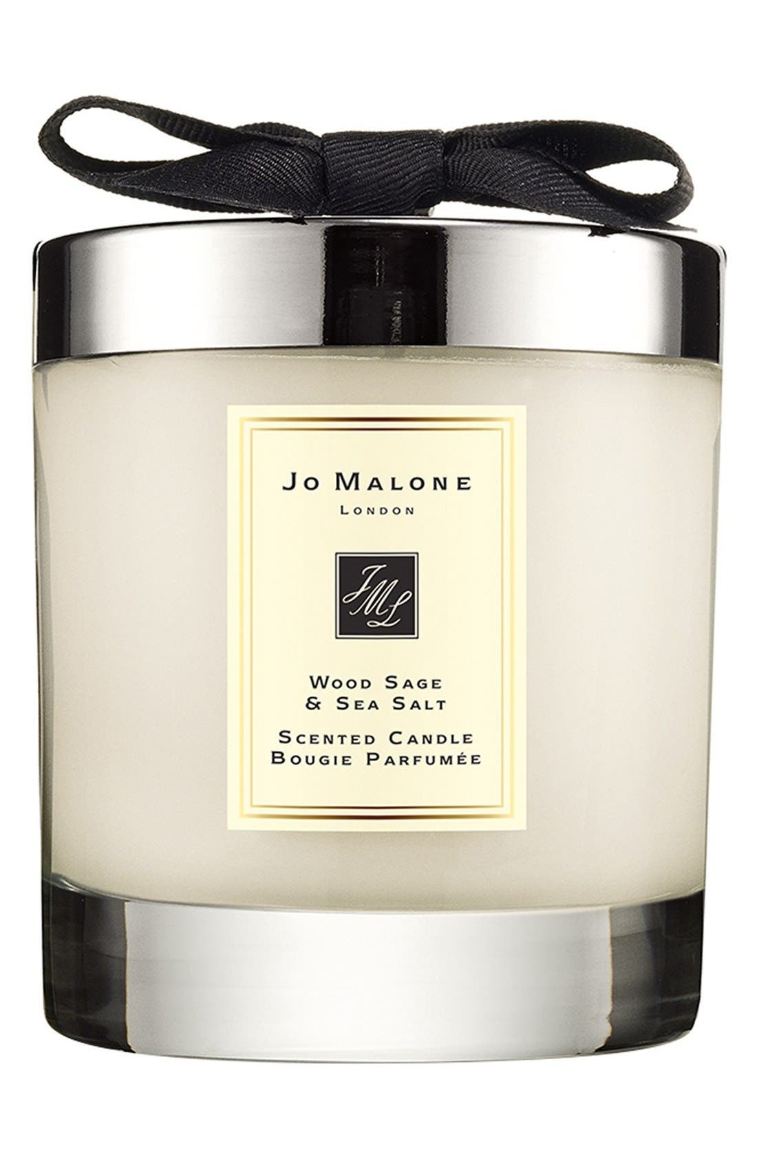 Jo Malone<sup>™</sup> Wood Sage & Sea Salt Candle,                         Main,                         color, NO COLOR
