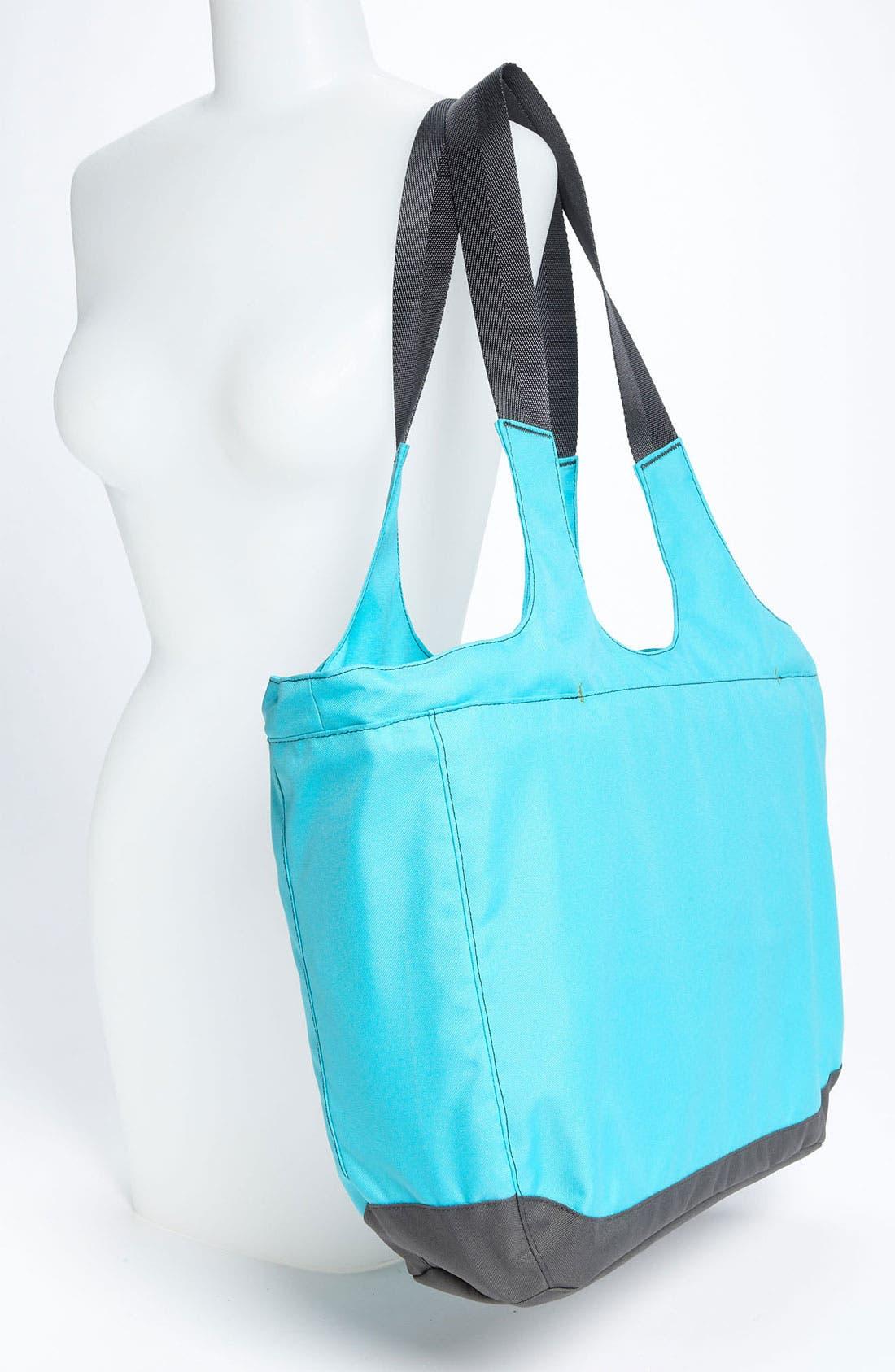 'Talia' Tote Bag,                             Alternate thumbnail 3, color,                             400