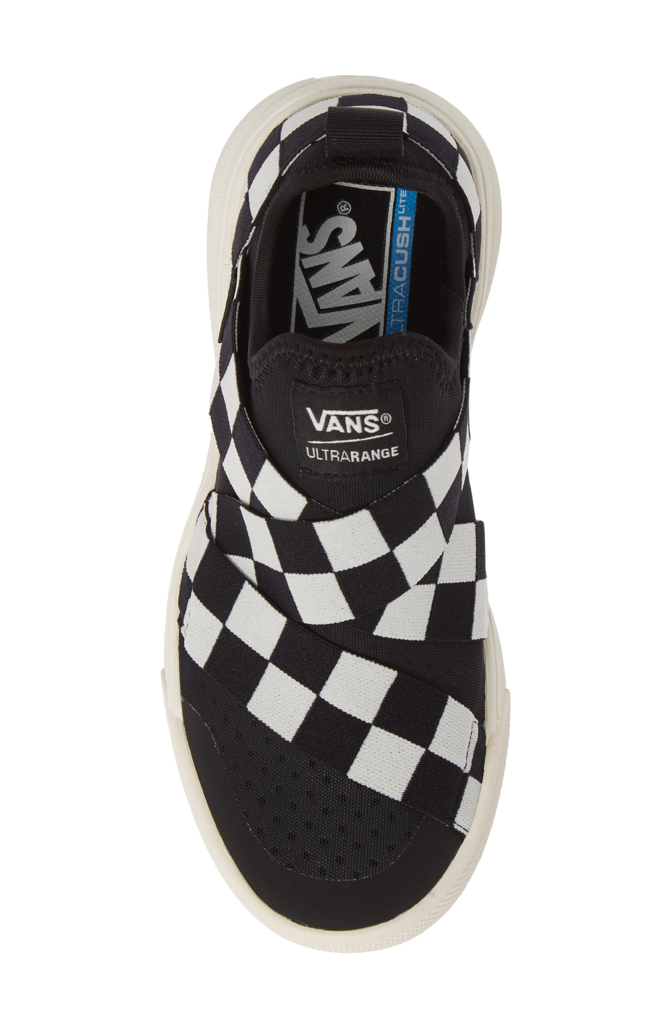 UltraRange Gore Slip-On Sneaker,                             Alternate thumbnail 5, color,                             001