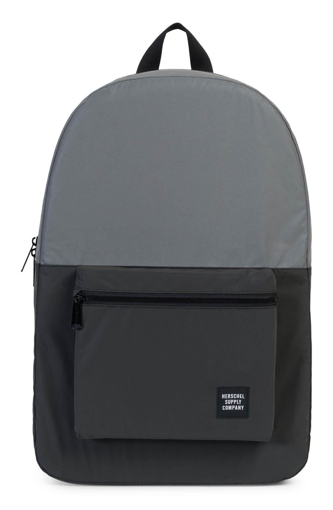 Heritage Reflective Backpack,                         Main,                         color, 050