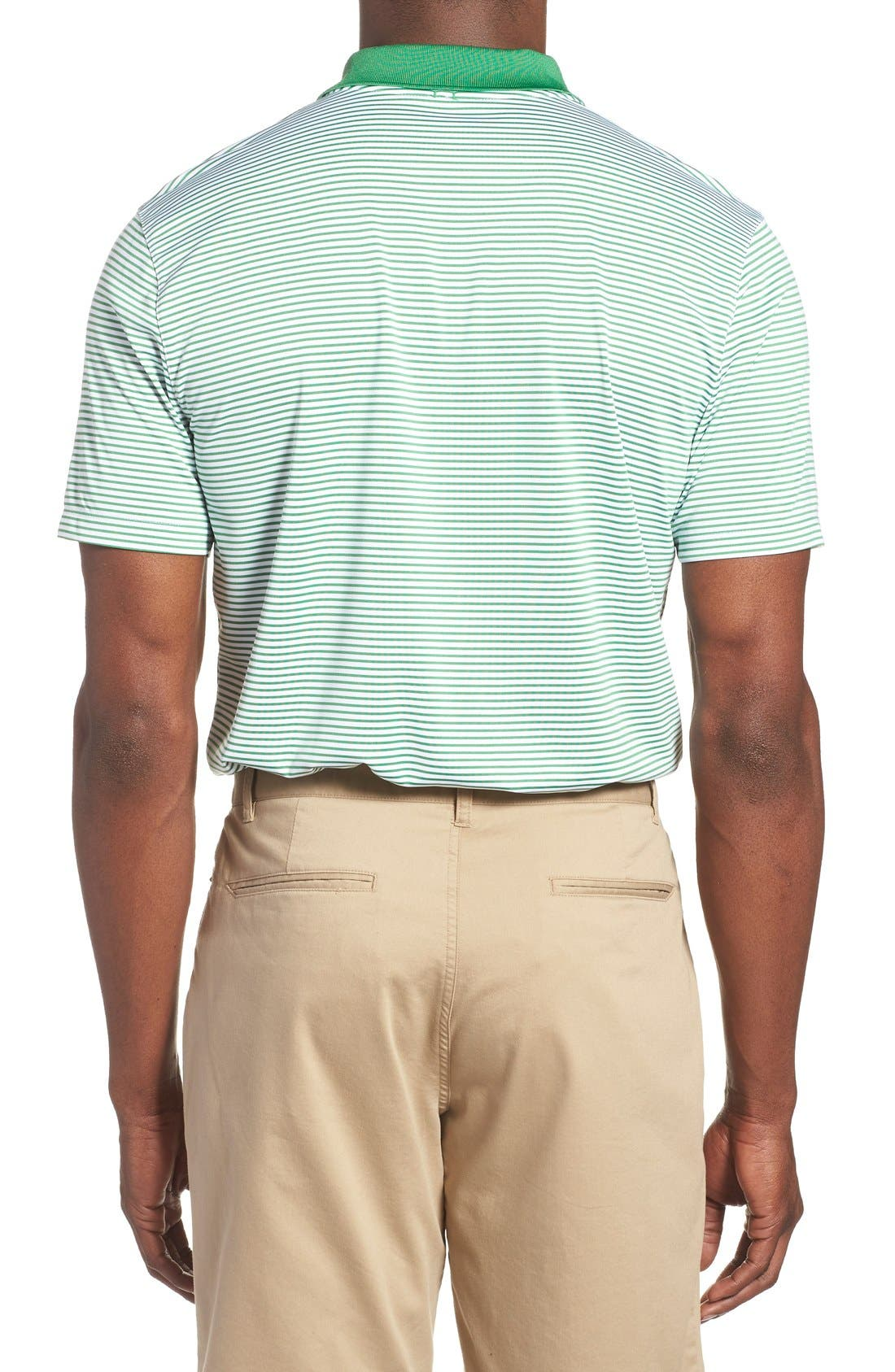 'Victory Stripe' Dri-FIT Golf Polo,                             Alternate thumbnail 20, color,