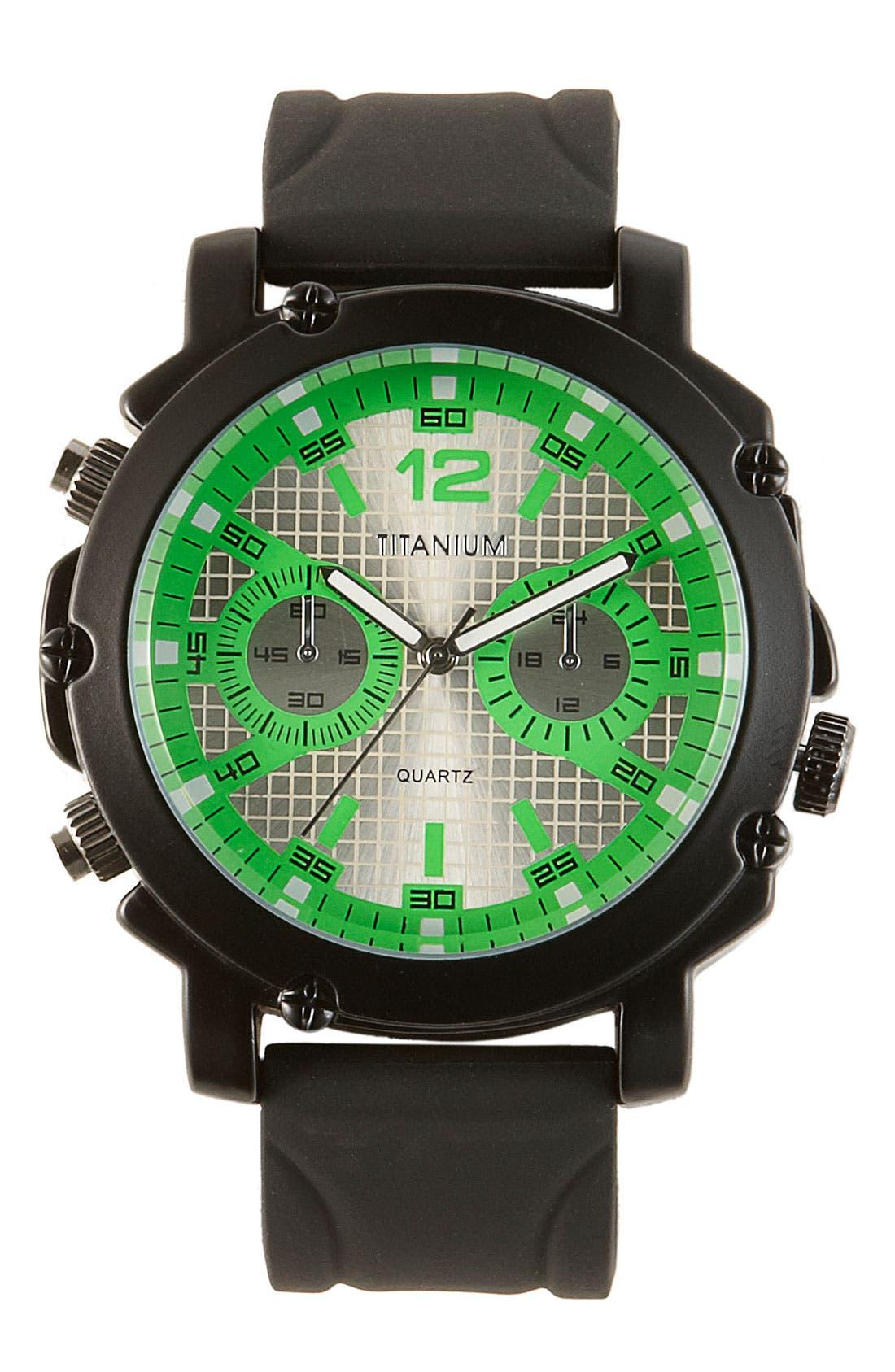 Neon Marker Analog Watch, 50mm,                             Main thumbnail 5, color,
