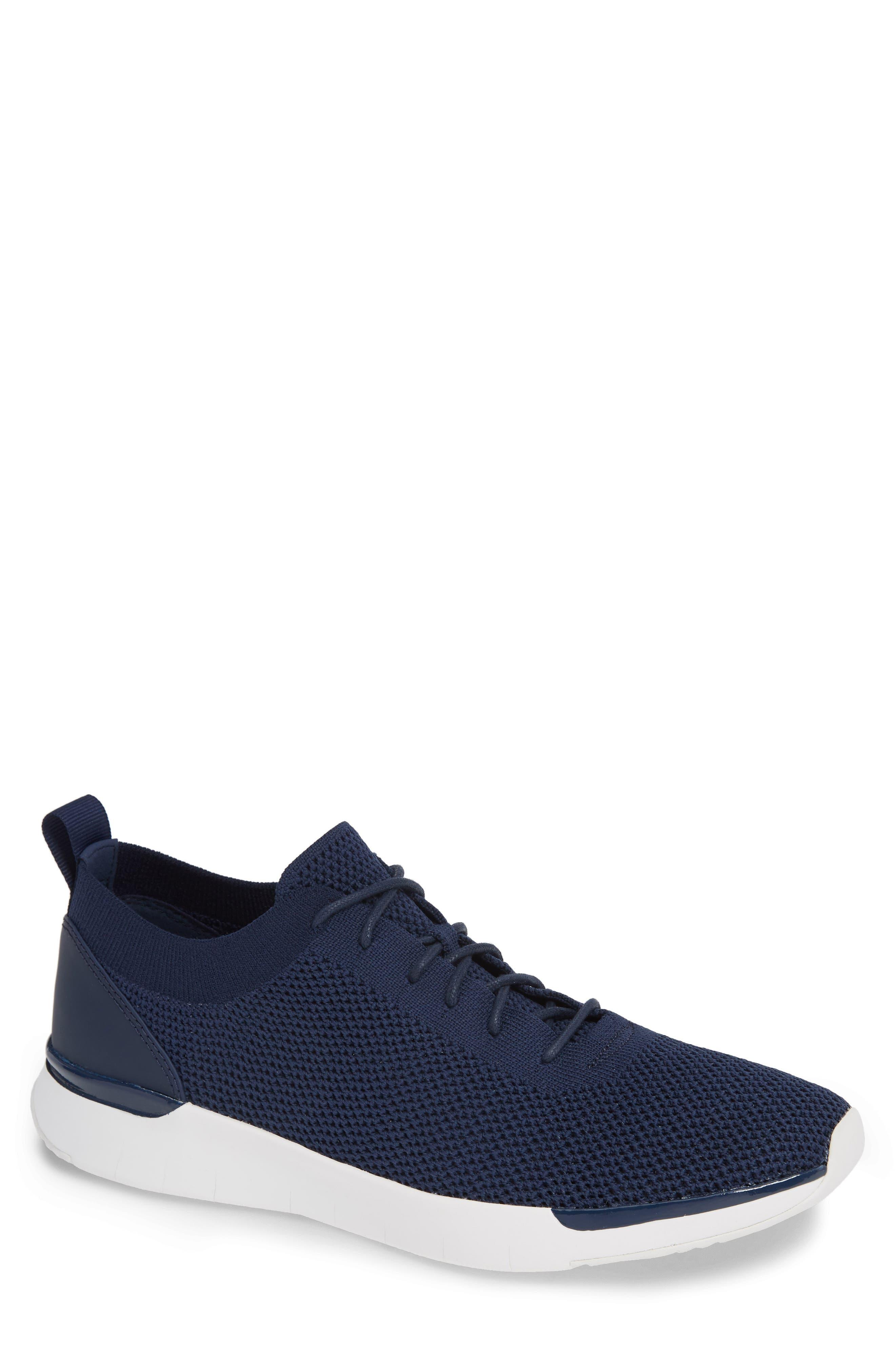 Fitflop Flexknit Sneaker, Blue