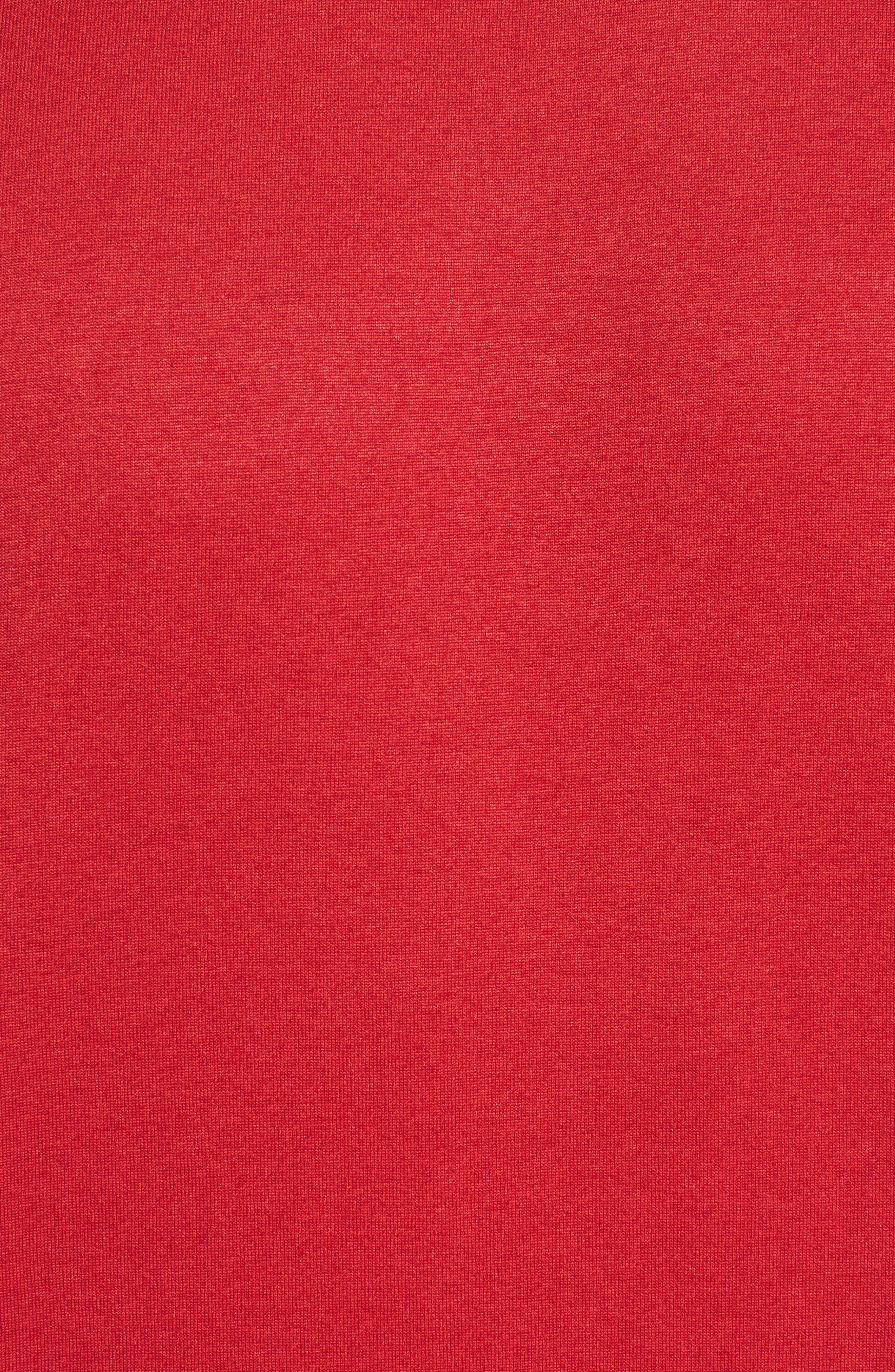 Legend 2.0 Dri-FIT Graphic T-Shirt,                             Alternate thumbnail 4, color,                             GYM RED/BLACK/BLACK