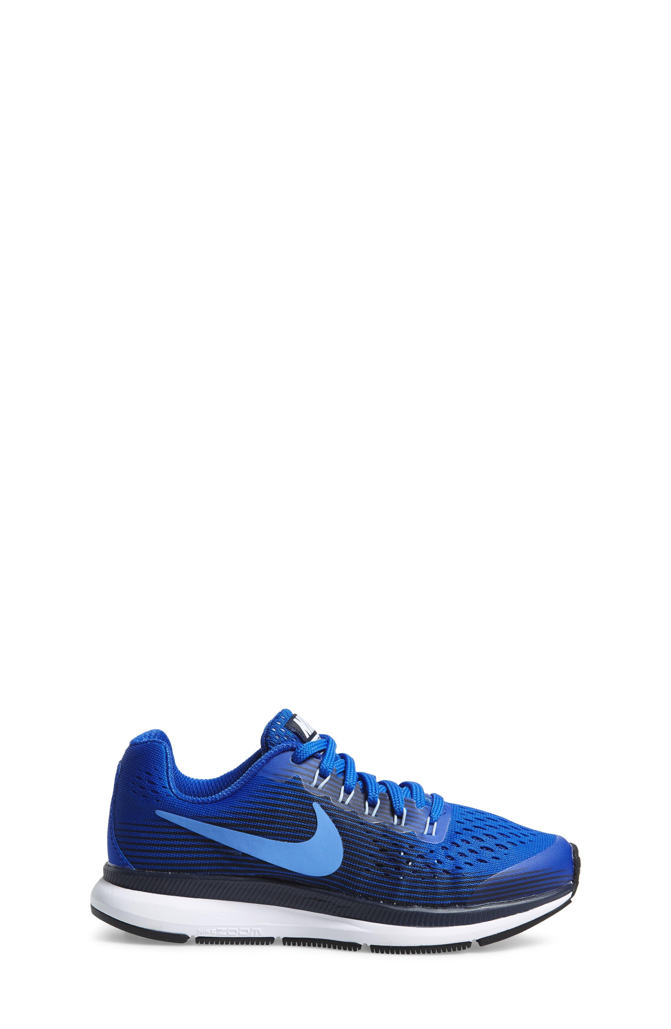 Zoom Pegasus 34 Sneaker,                             Alternate thumbnail 3, color,                             405