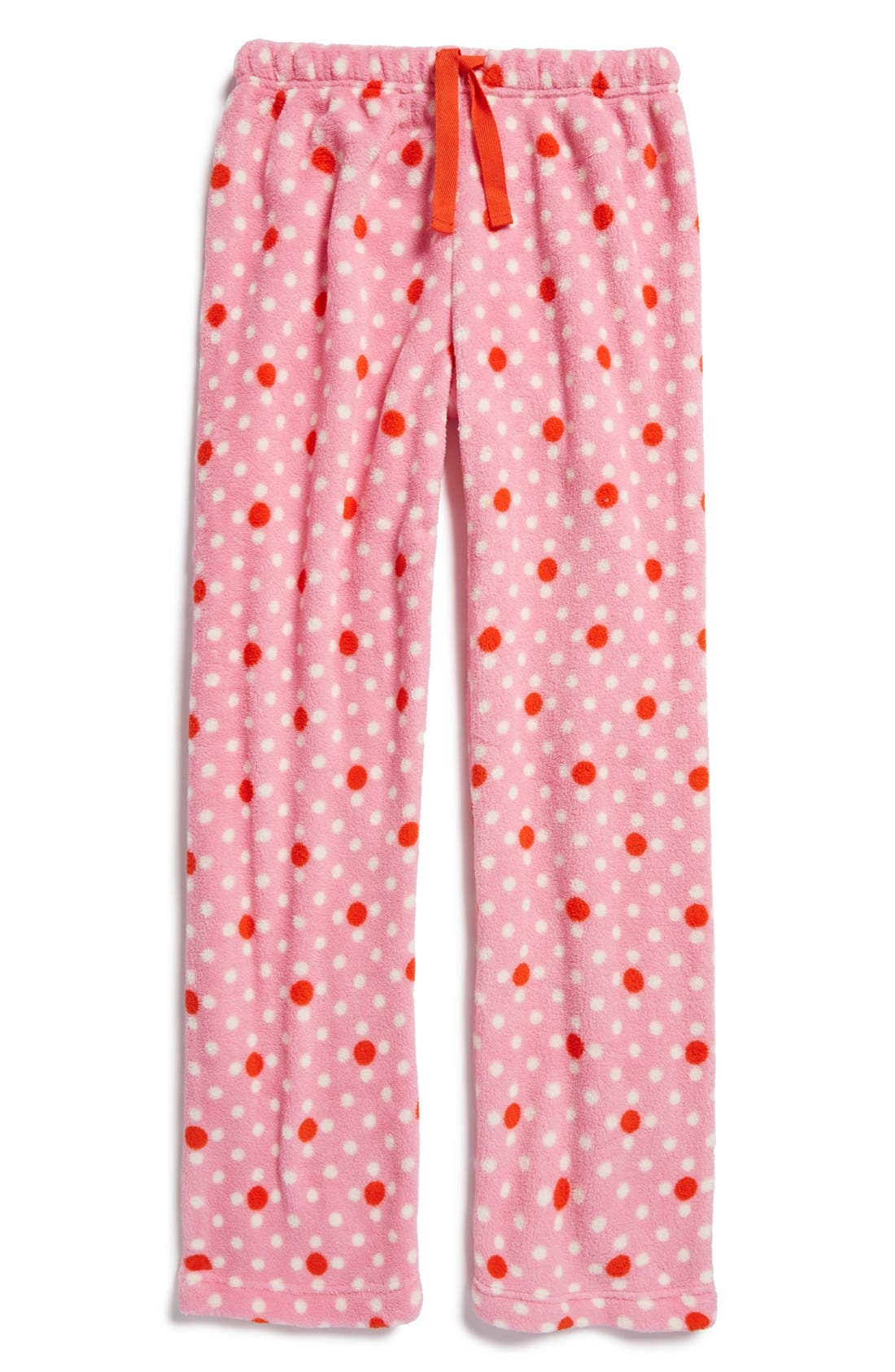 Fleece Pajama Pants,                             Main thumbnail 11, color,