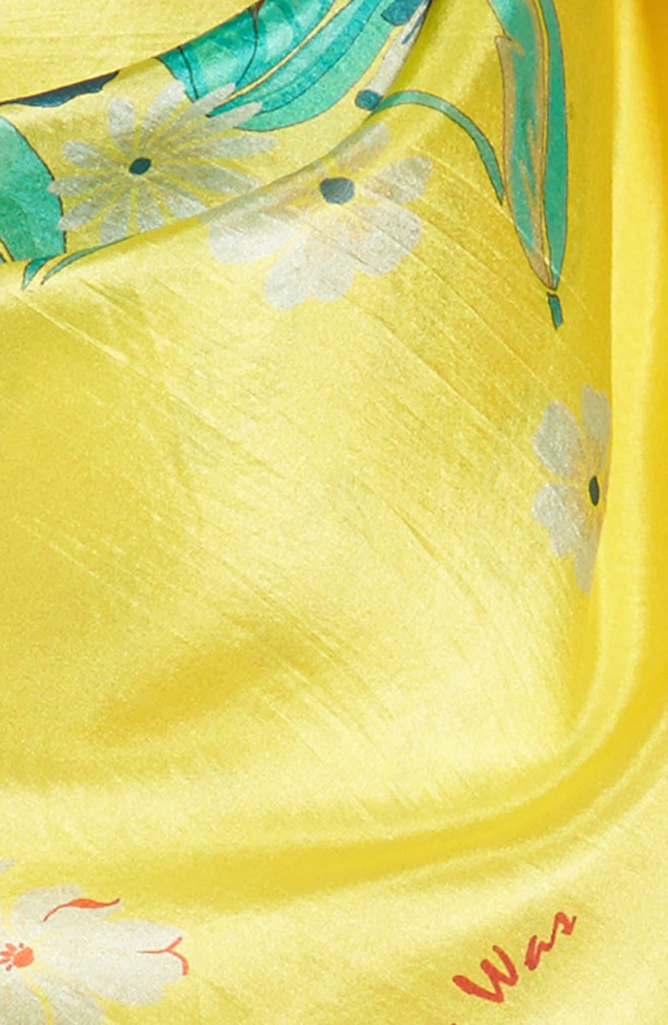 Nancy Square Silk Scarf,                         Main,                         color, 700