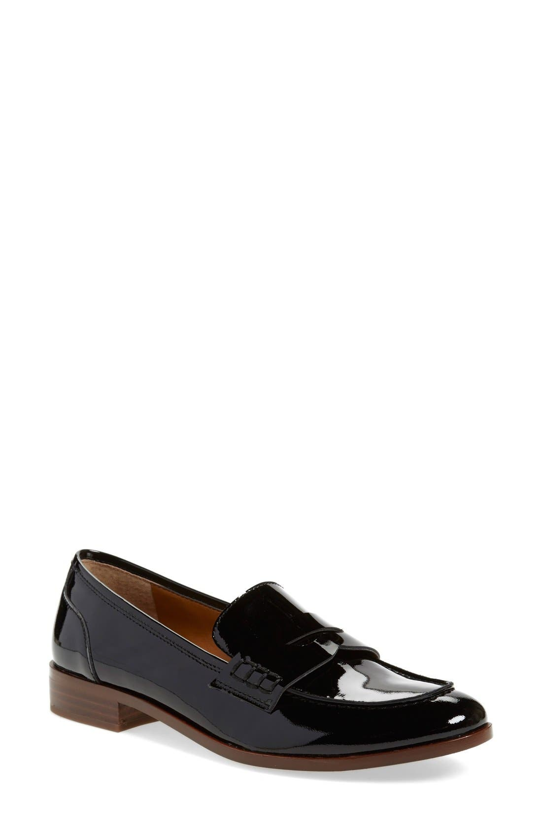 'Jolette' Penny Loafer,                             Main thumbnail 10, color,