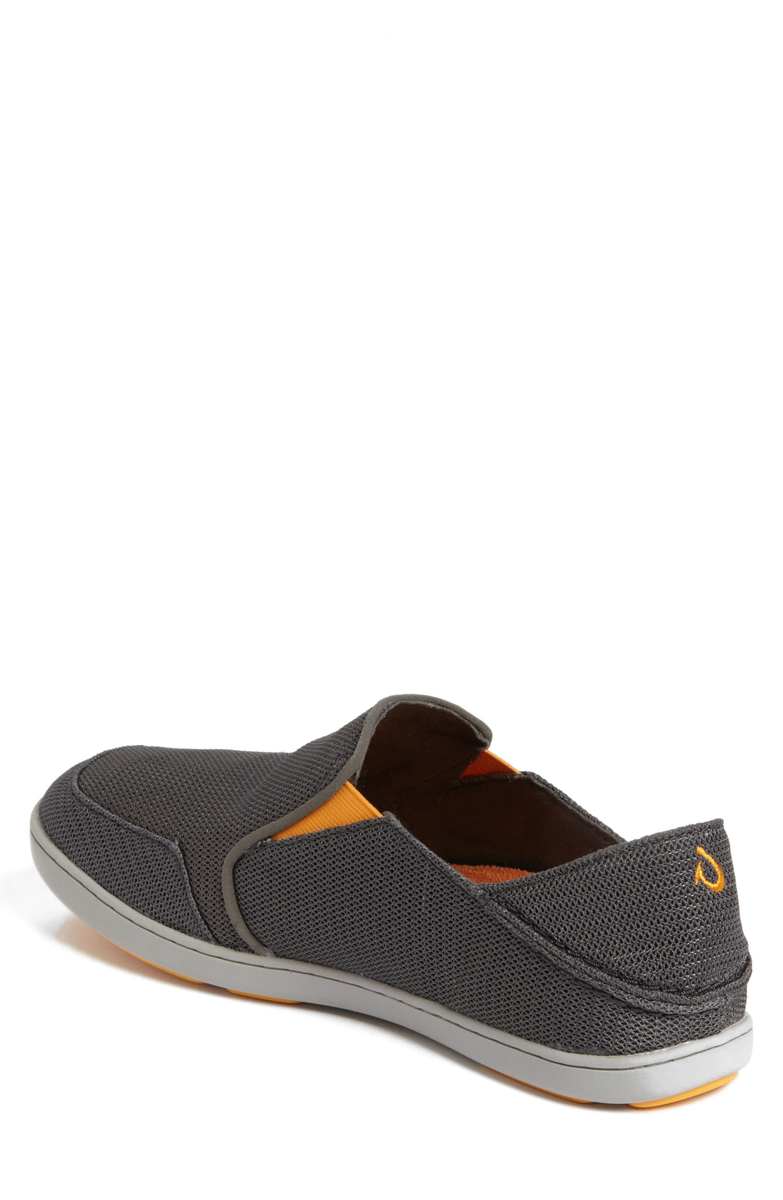 Nohea Mesh Slip-On,                             Alternate thumbnail 2, color,                             DARK SHADOW/ DARK SHADOW