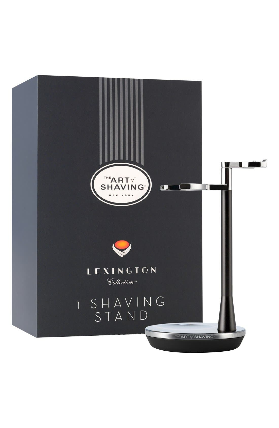 Lexington<sup>™</sup> Razor & Brush Stand,                             Alternate thumbnail 2, color,                             NO COLOR