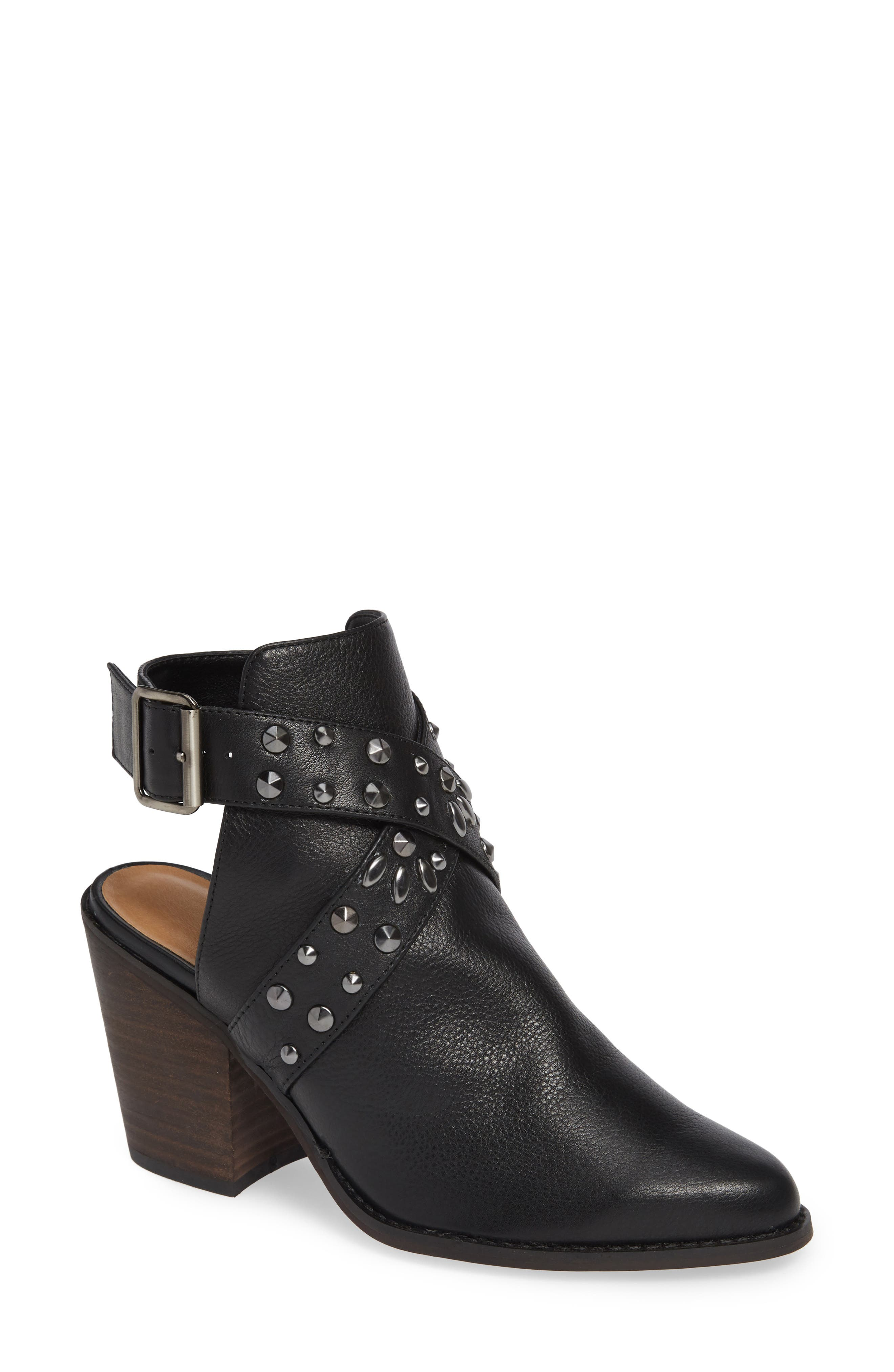 Chinese Laundry Small Town Studded Bootie, Black