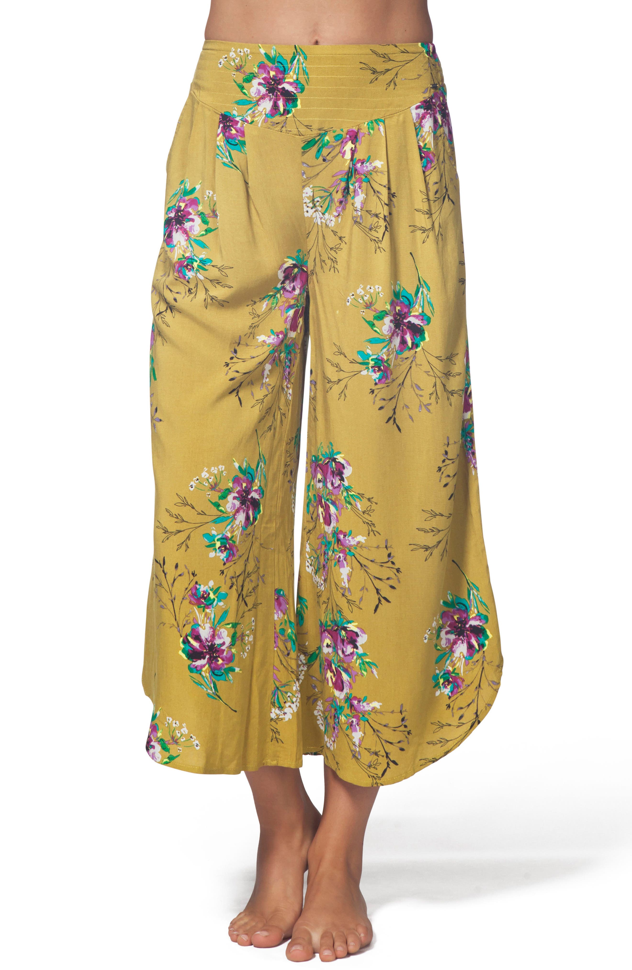 Sweet Nothing Wide Leg Pants,                         Main,                         color, 701