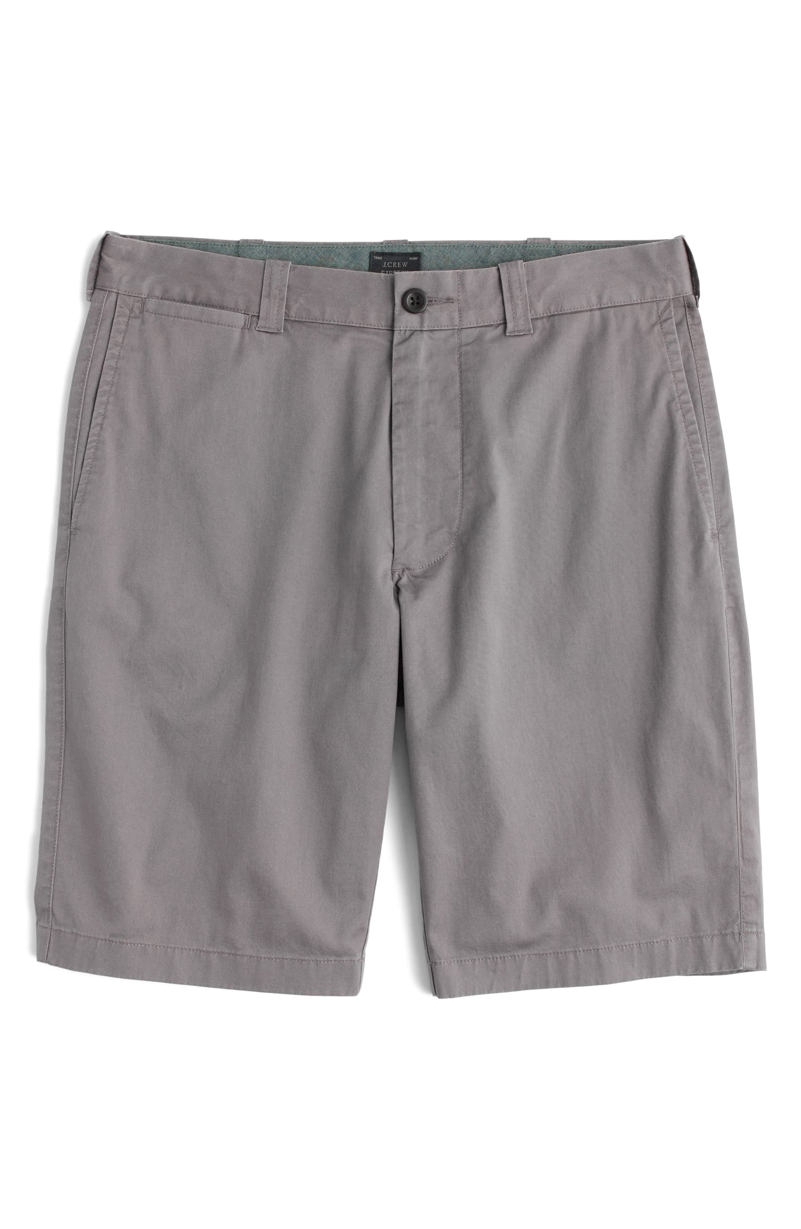 Stretch Shorts,                             Main thumbnail 1, color,                             020