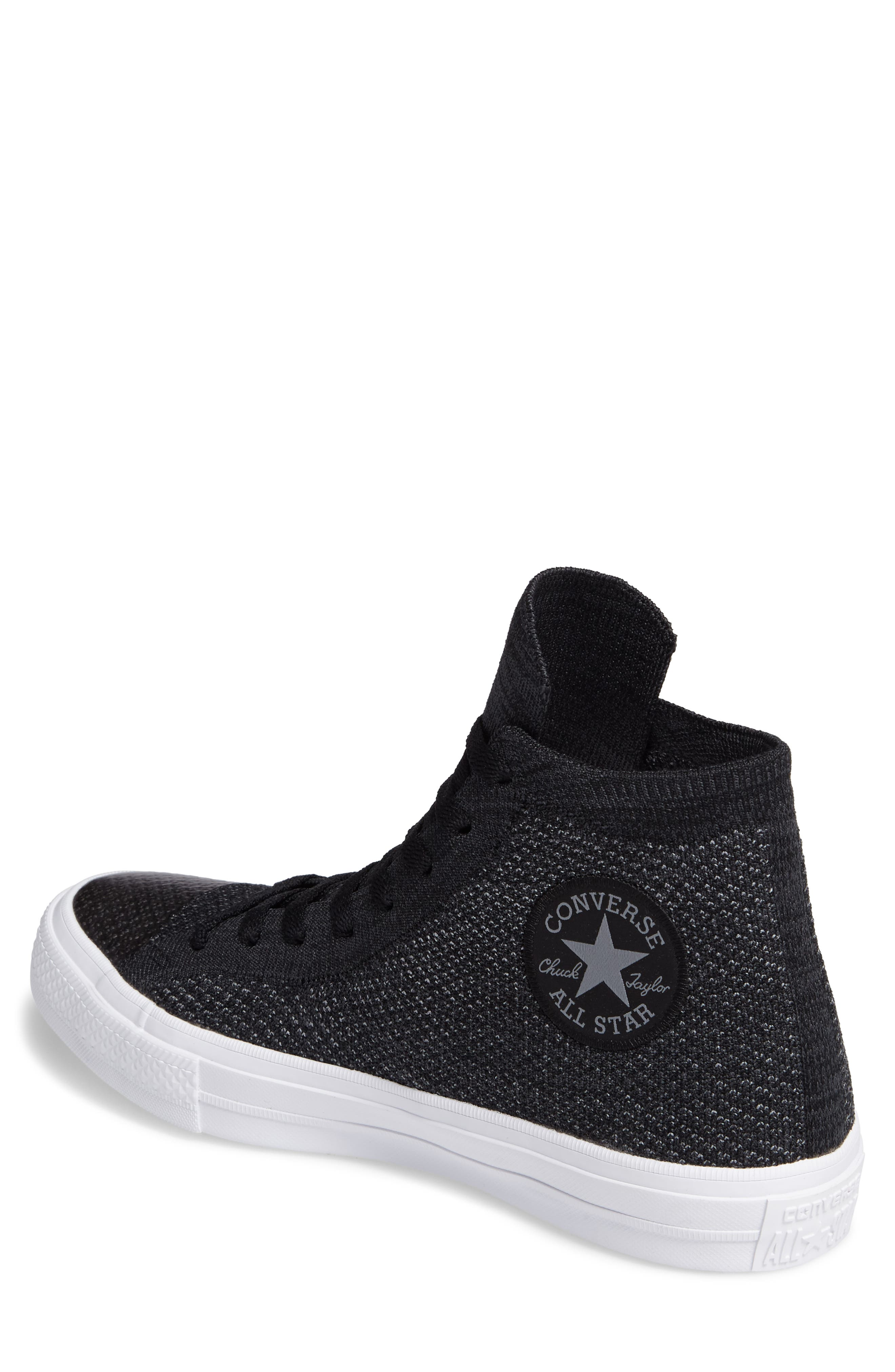 Chuck Taylor<sup>®</sup> All Star<sup>®</sup> Flyknit Hi Sneaker,                             Alternate thumbnail 7, color,