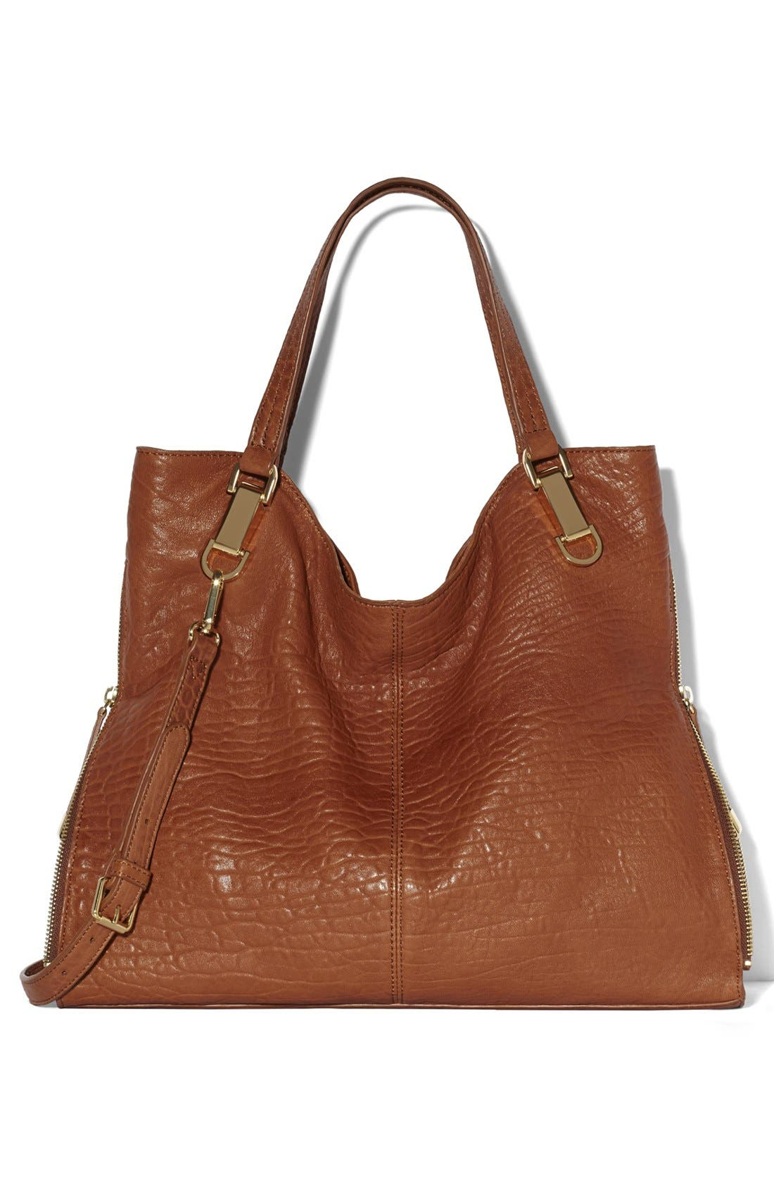 'Riley' Leather Tote,                             Alternate thumbnail 34, color,