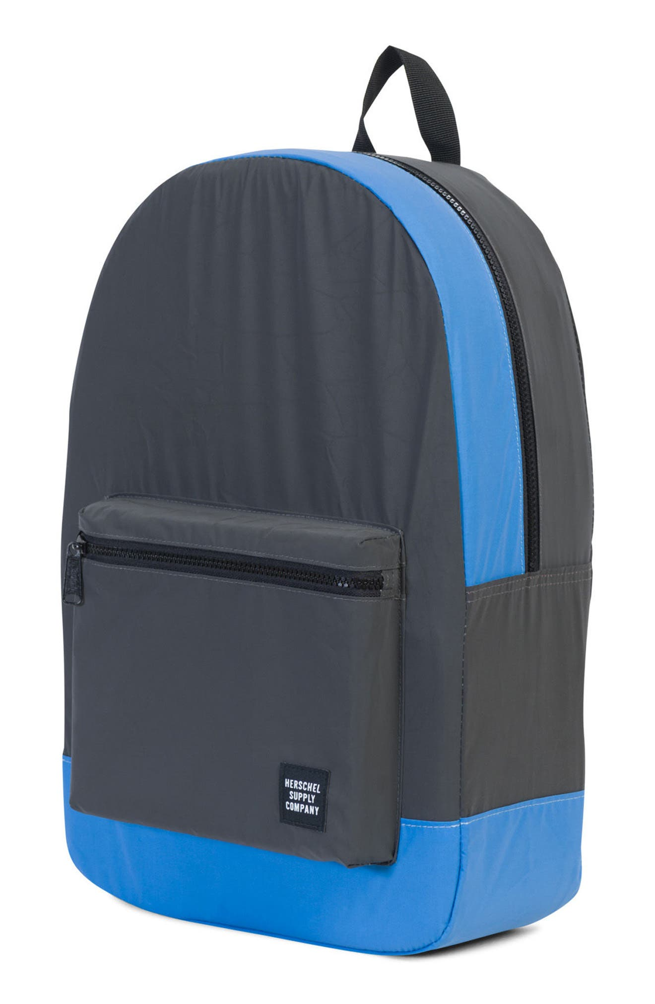 Herschell Supply Co. Packable Reflective Backpack,                             Alternate thumbnail 3, color,                             005