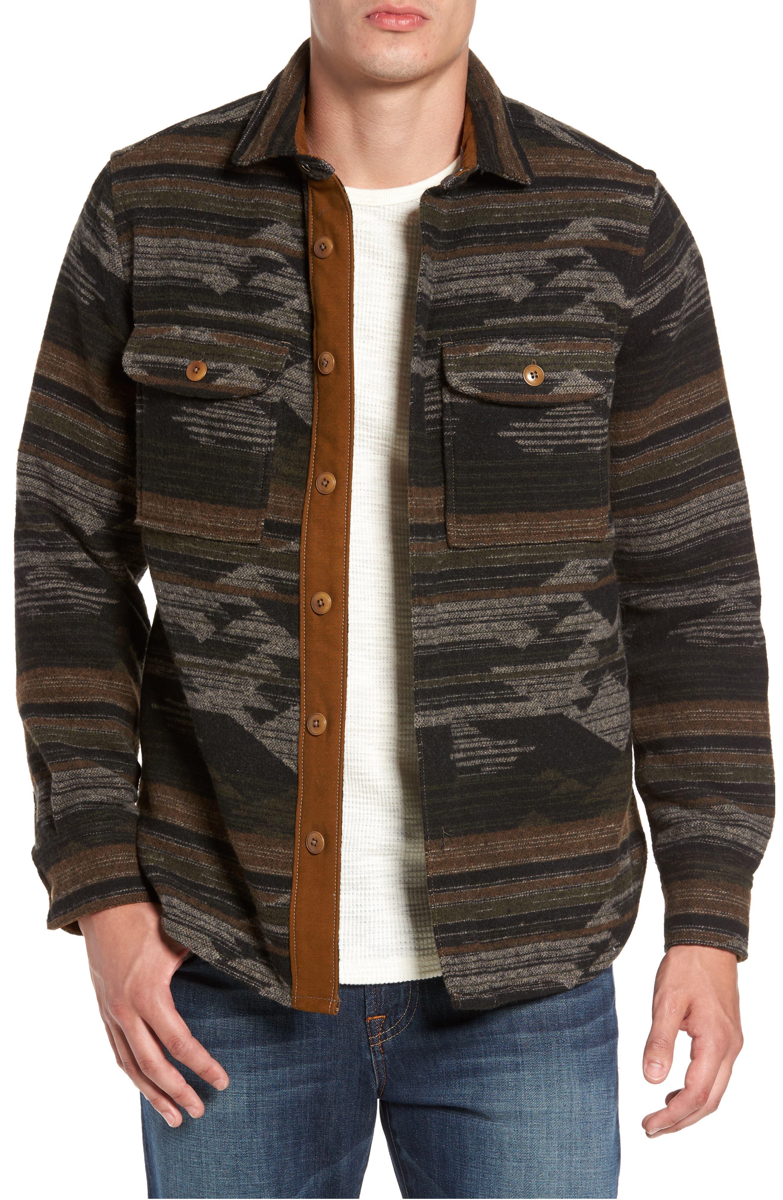 Trabuco Shirt Jacket,                         Main,                         color, 215