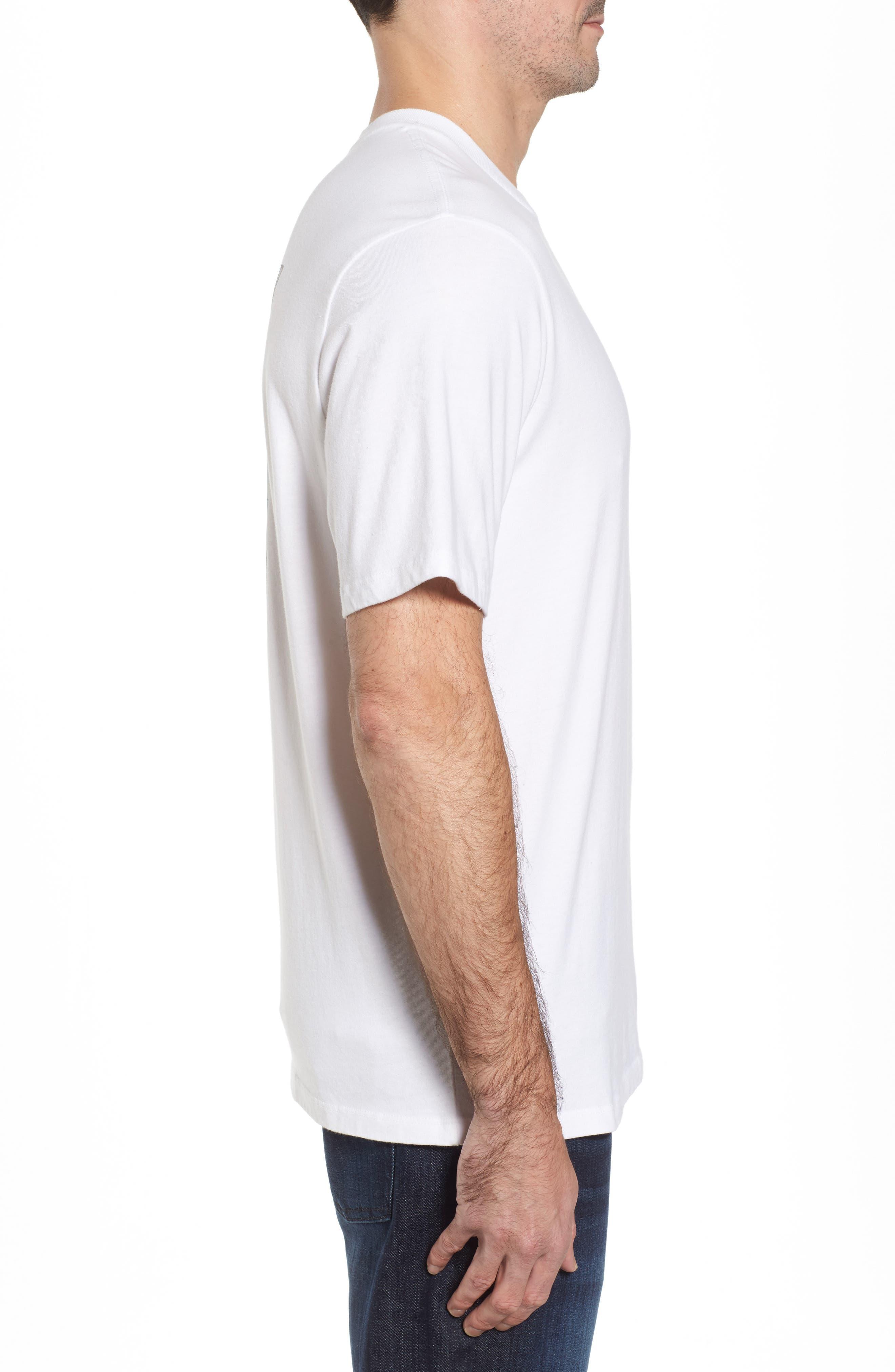 Improve Your Swing T-Shirt,                             Alternate thumbnail 3, color,                             100