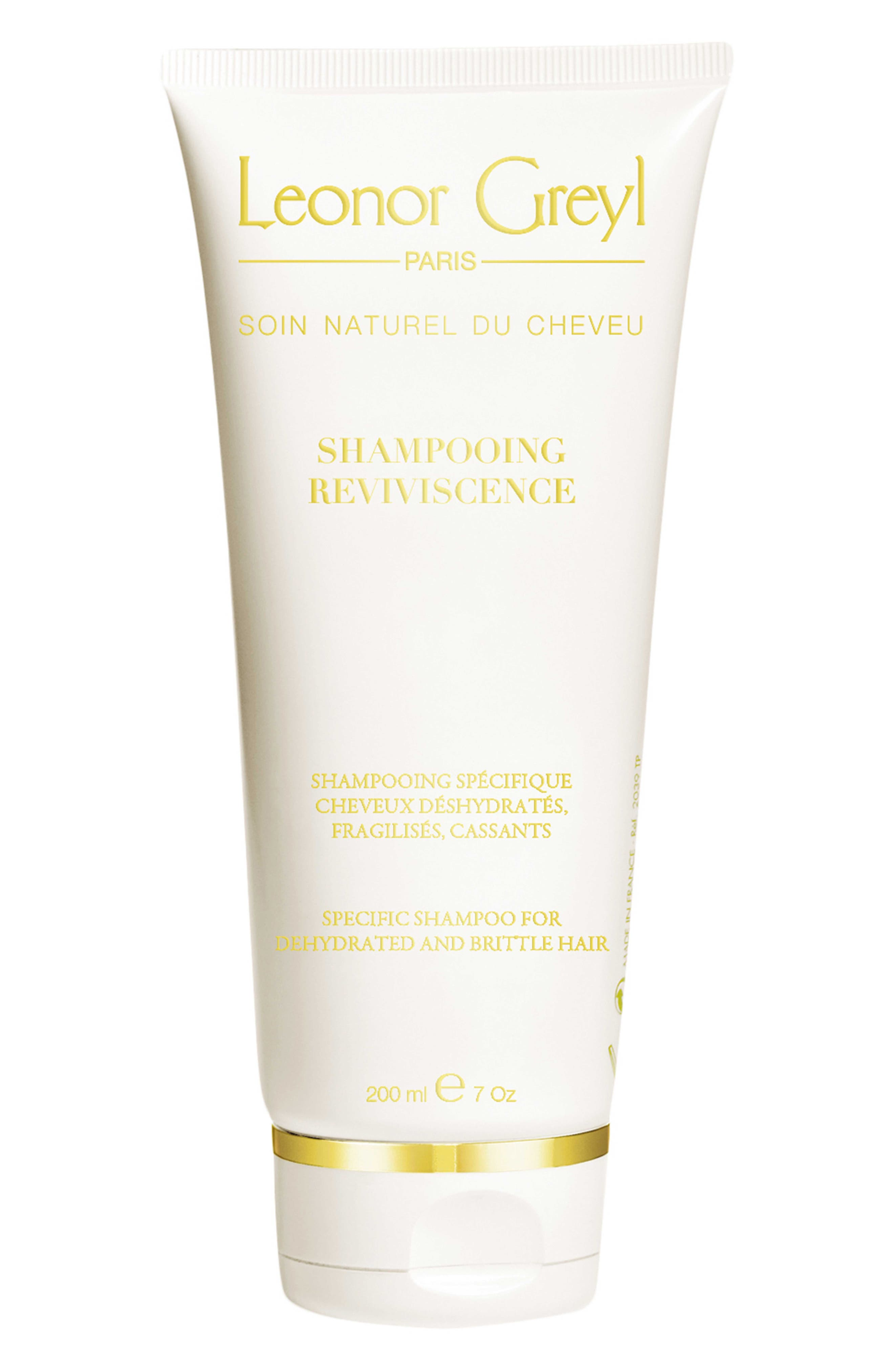 LEONOR GREYL Shampooing Reviviscence (Shampoo For Dehydrated And Brittle Hair), 7.0 Oz./ 200 Ml