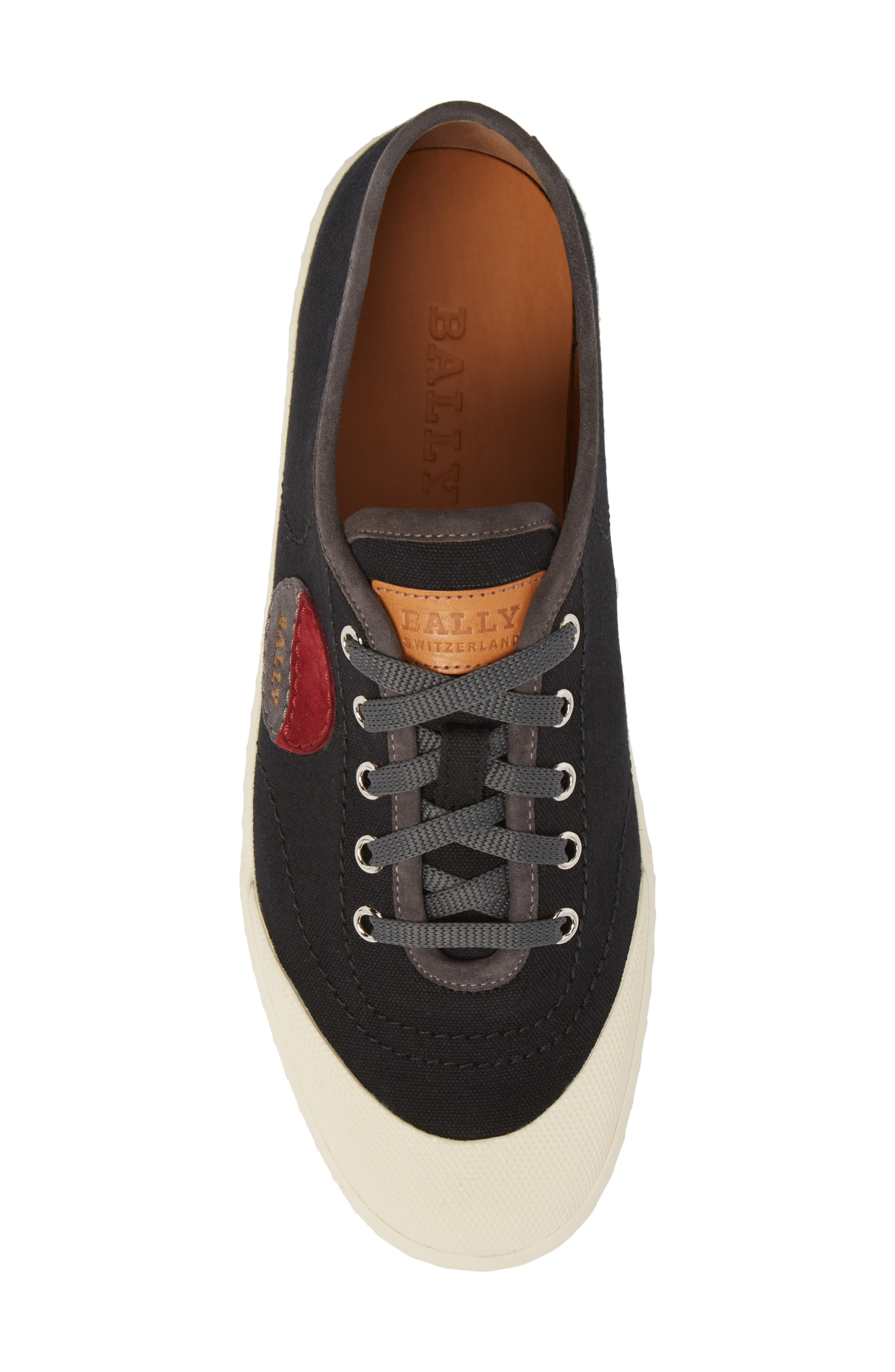 Silio Low Top Sneaker,                             Alternate thumbnail 5, color,                             001