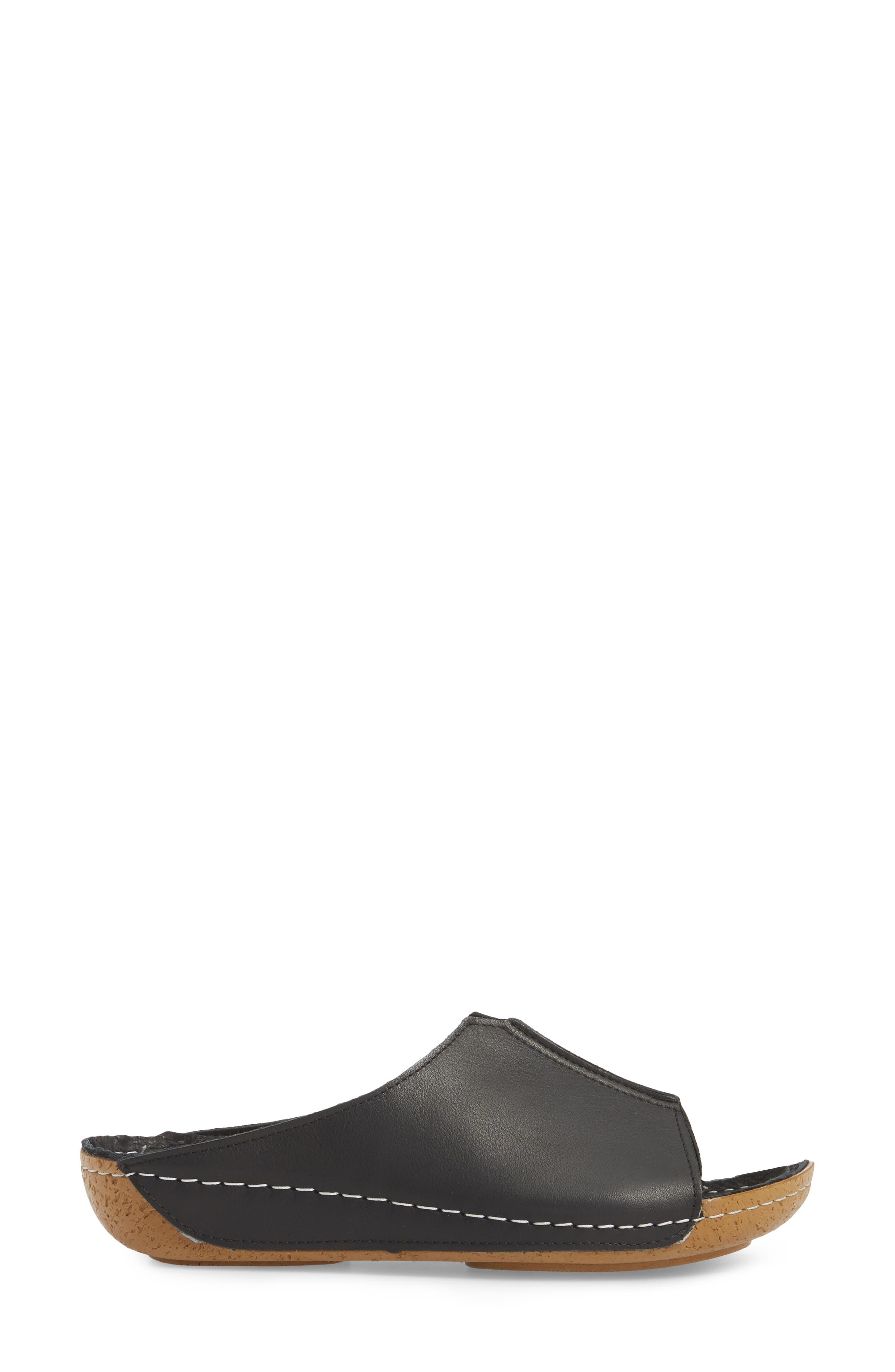 Alexa 3 Slide Sandal,                             Alternate thumbnail 7, color,
