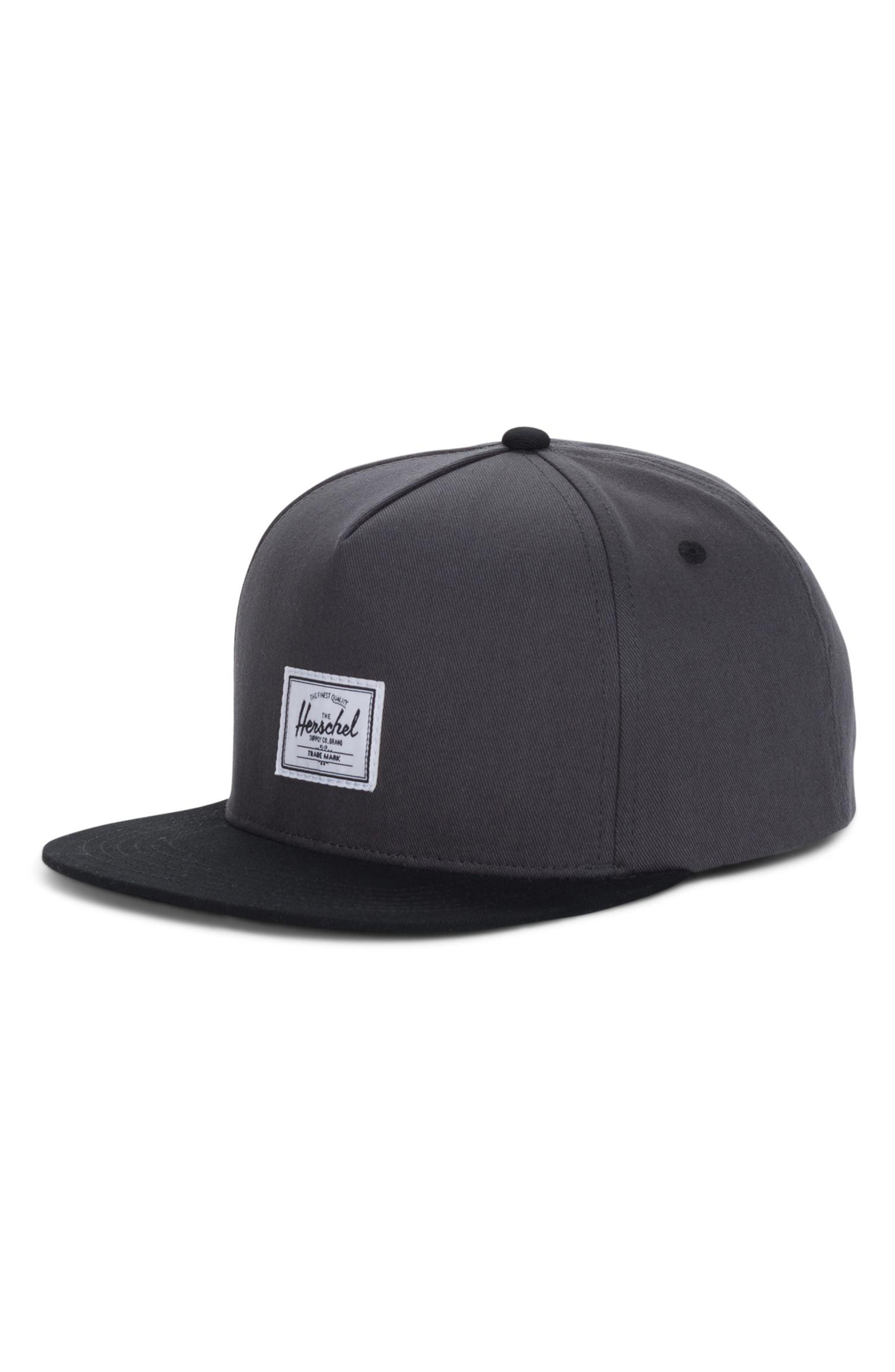 HERSCHEL SUPPLY CO. Dean Multicolor Baseball Cap, Main, color, 020