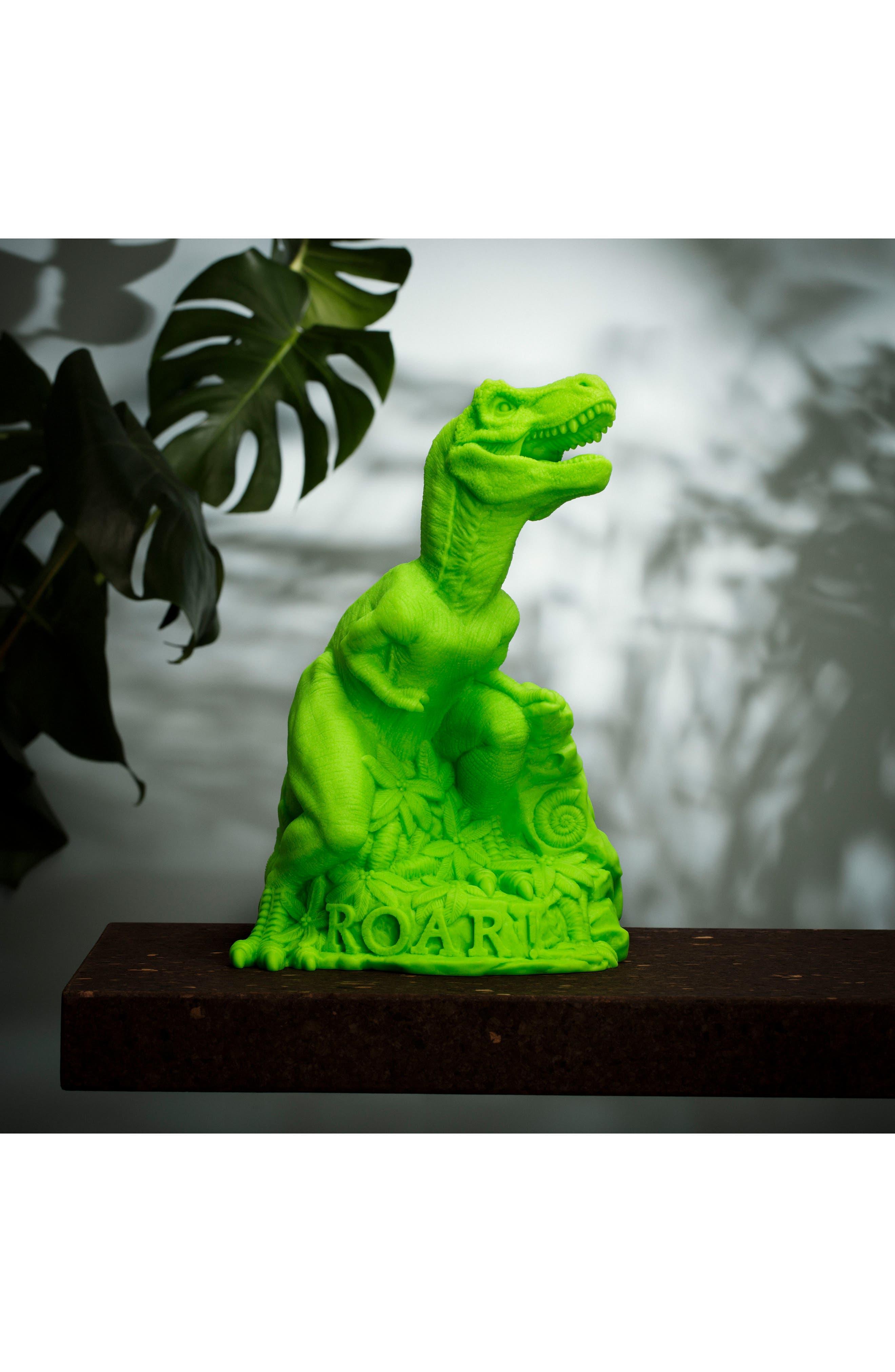 Dino LED Lamp,                             Alternate thumbnail 6, color,                             GREEN