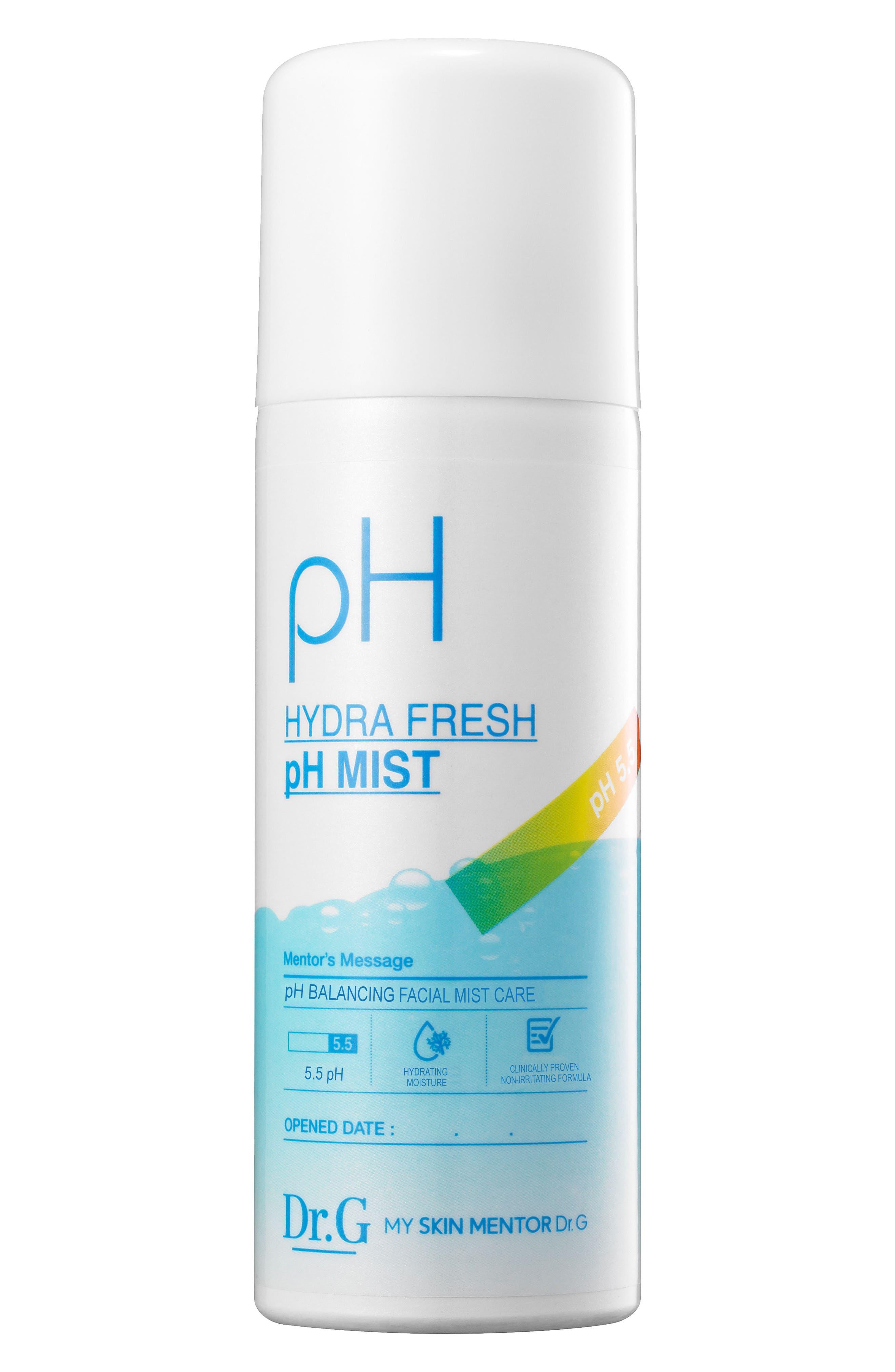 Hydra Fresh pH Mist,                             Alternate thumbnail 3, color,                             000
