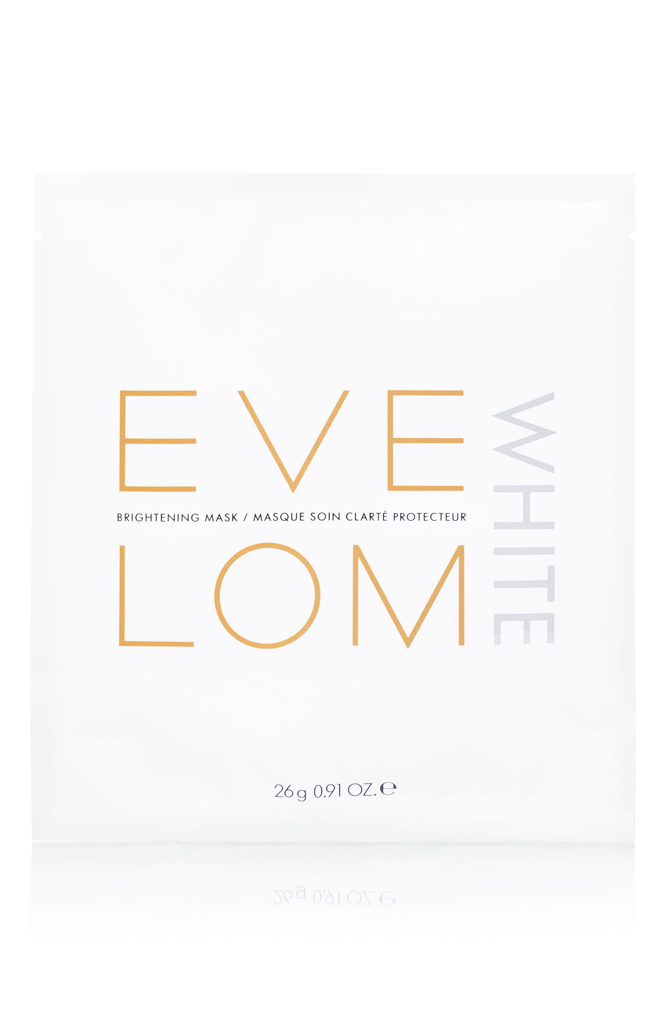 SPACE.NK.apothecary EVE LOM White Brightening Mask,                             Alternate thumbnail 4, color,                             NO COLOR