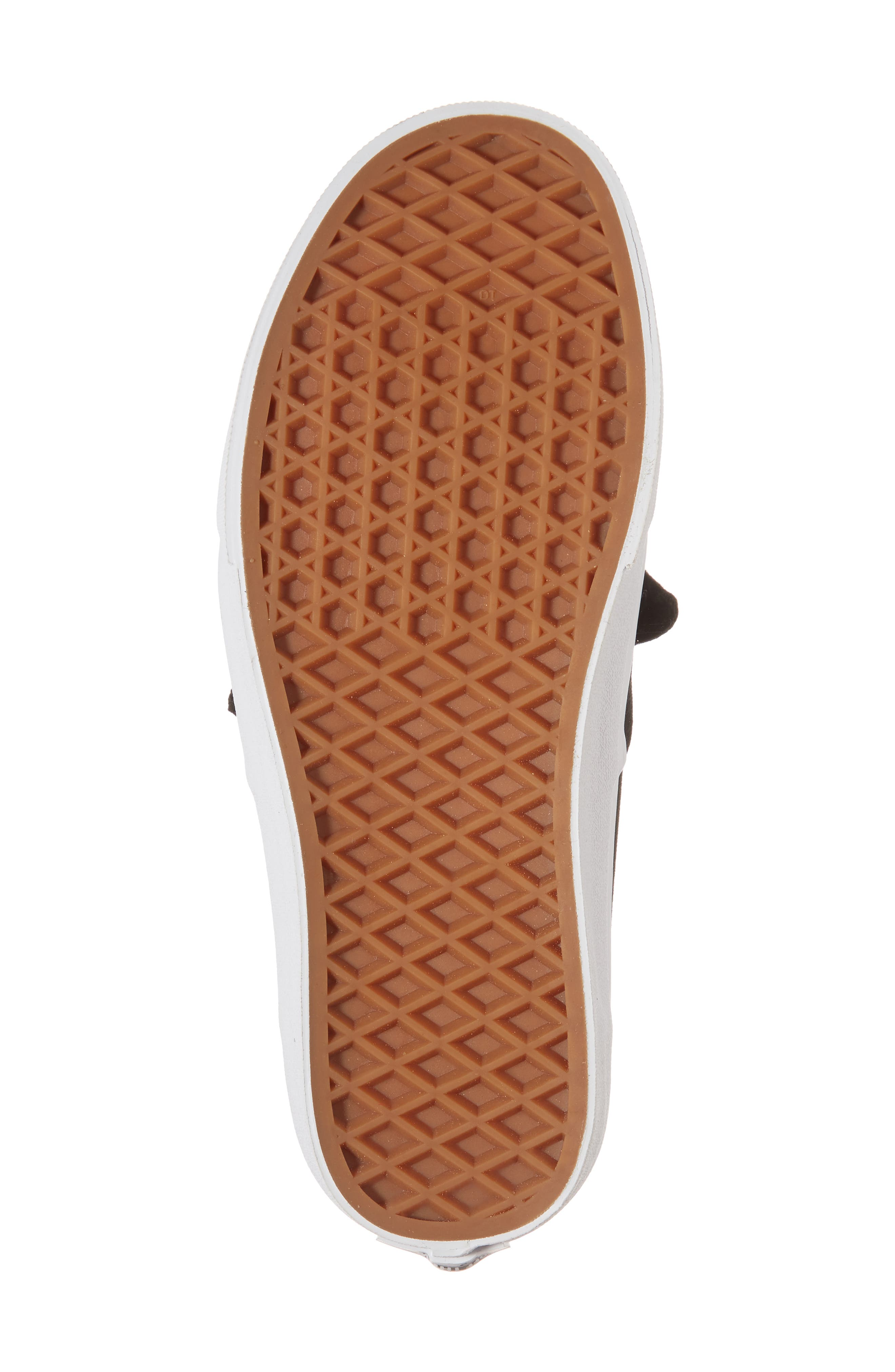 UA Authentic Knotted Slip-On Sneaker,                             Alternate thumbnail 6, color,                             001