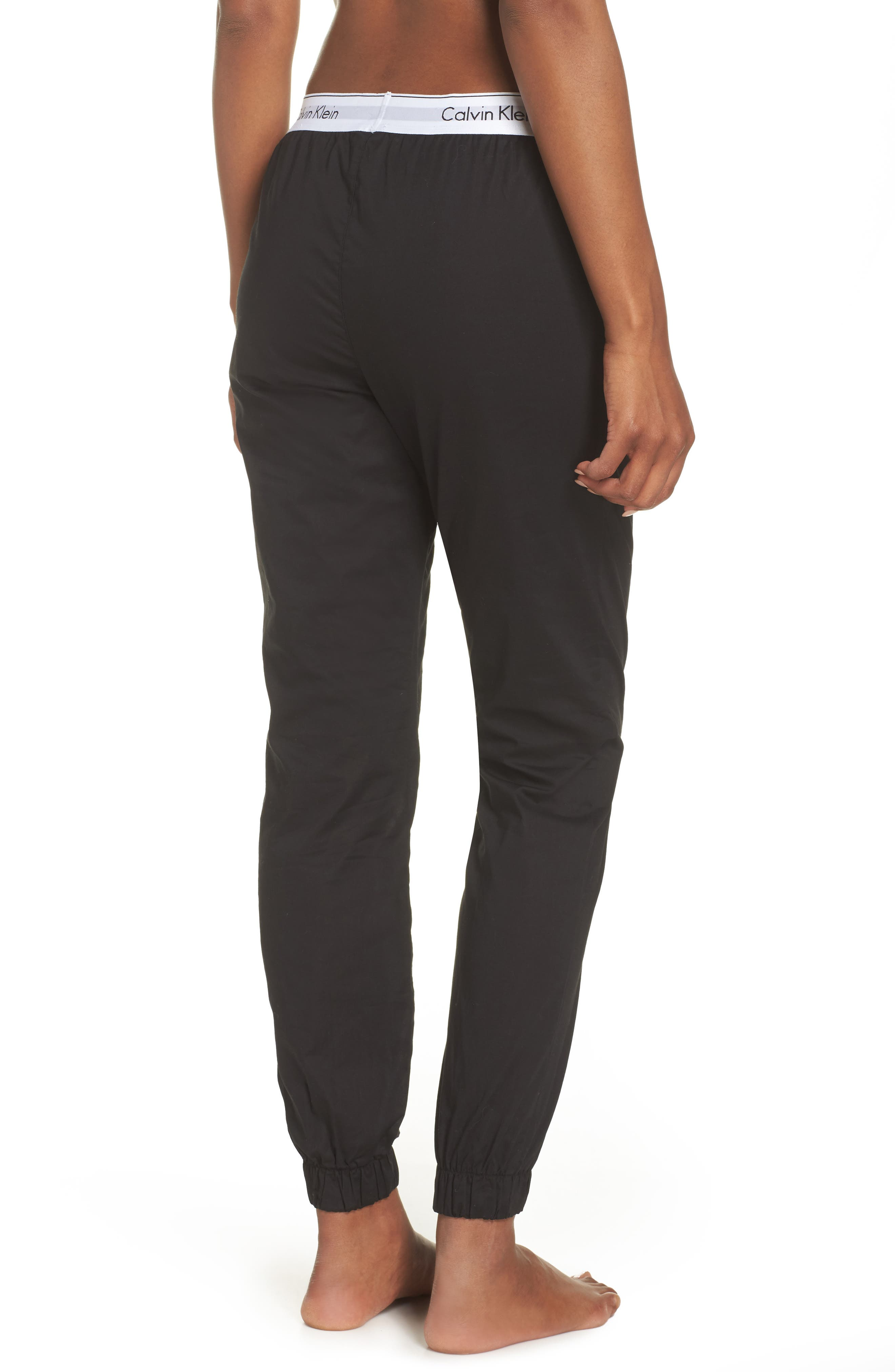 Lounge Jogger Pants,                             Alternate thumbnail 3, color,