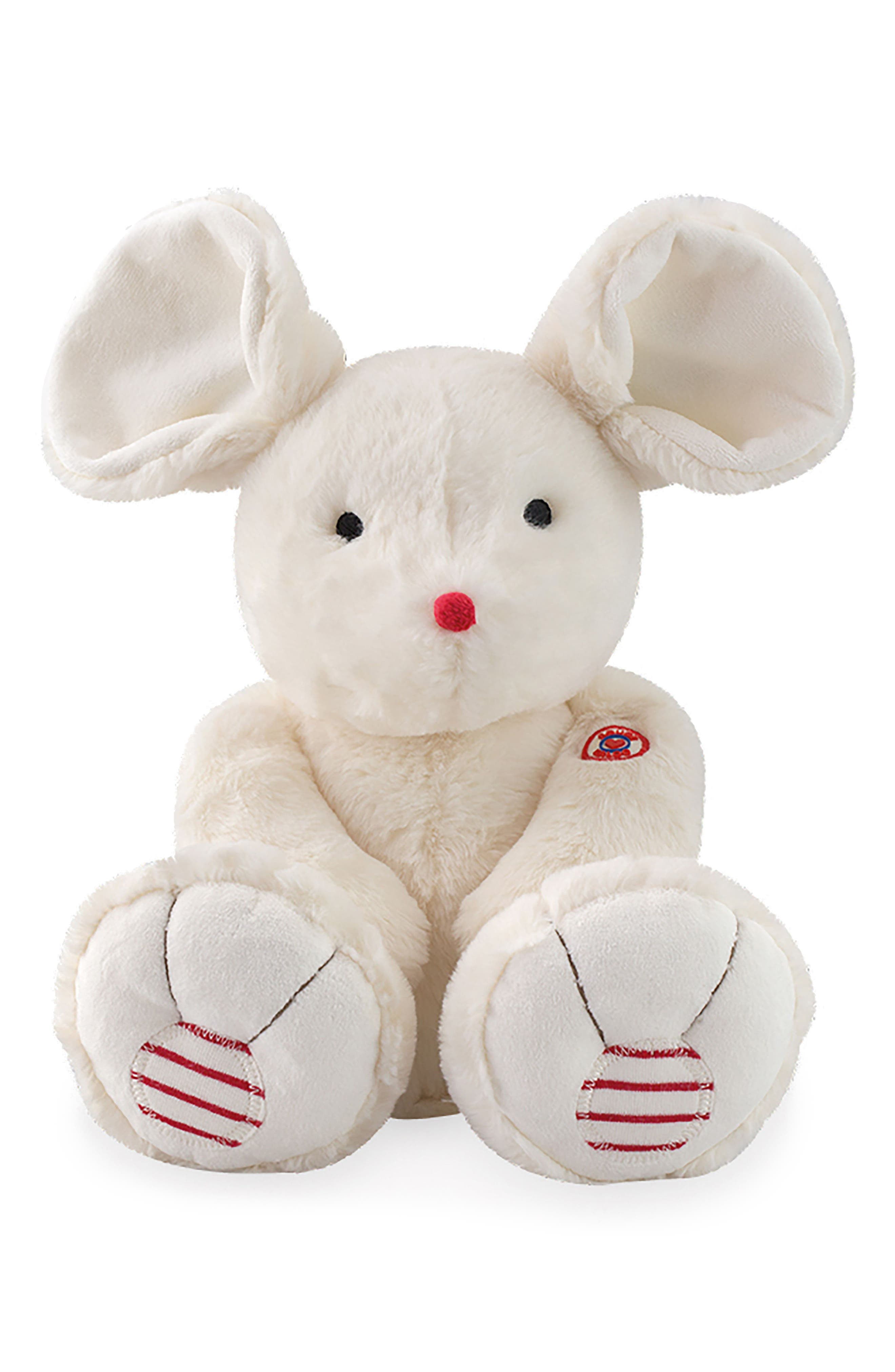 Rouge Large Mouse Stuffed Animal,                             Main thumbnail 1, color,                             MULTI
