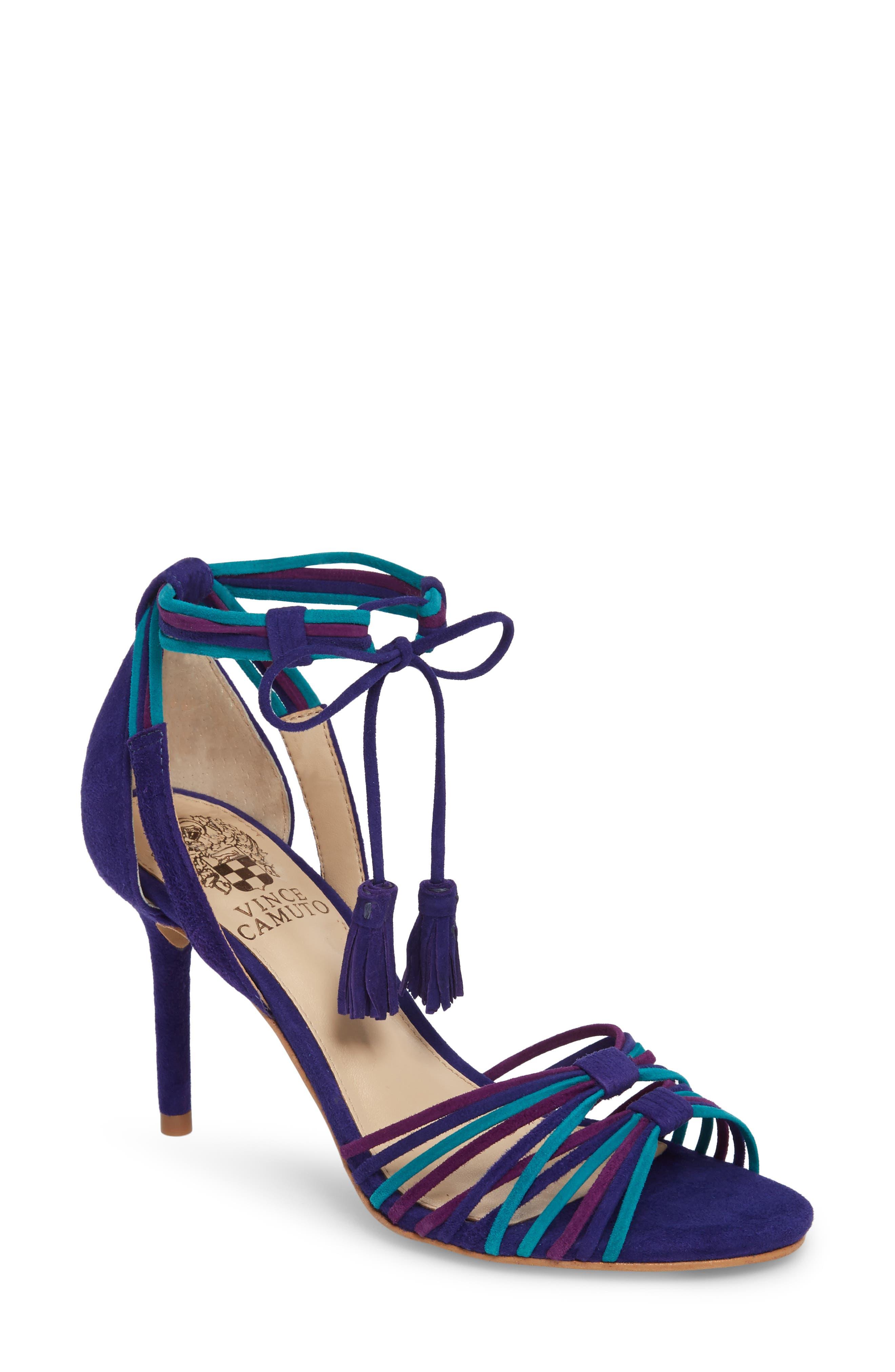 Stellima Tassel Sandal,                             Main thumbnail 4, color,
