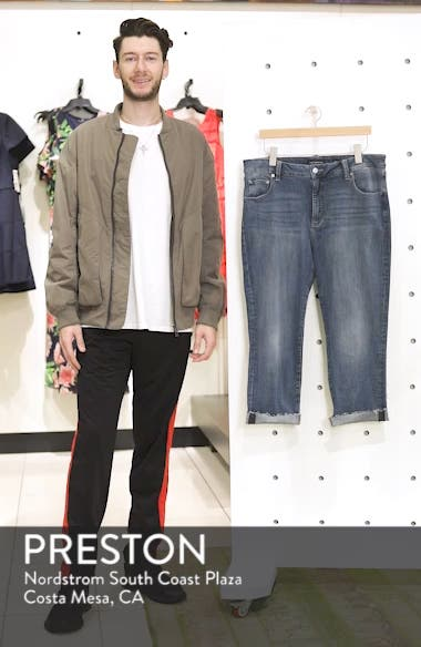 Emma Crop Skinny Jeans, sales video thumbnail