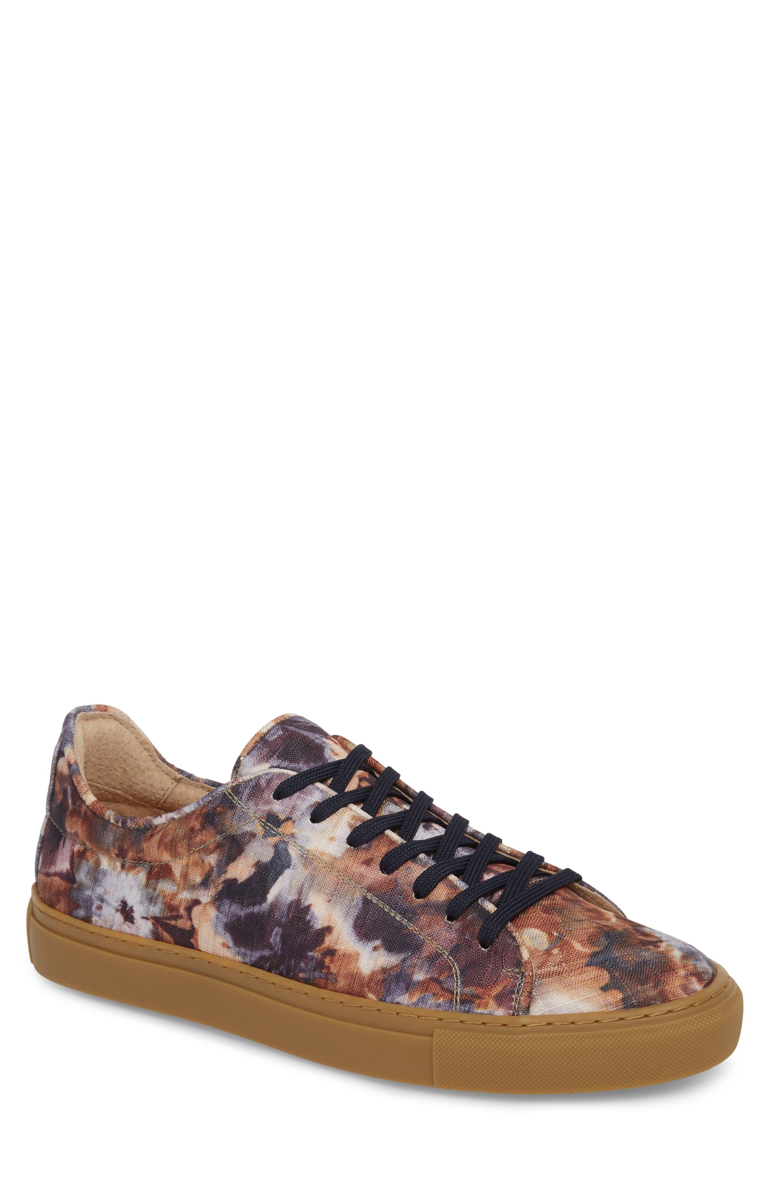 Mason Print Low Top Sneaker,                             Main thumbnail 2, color,