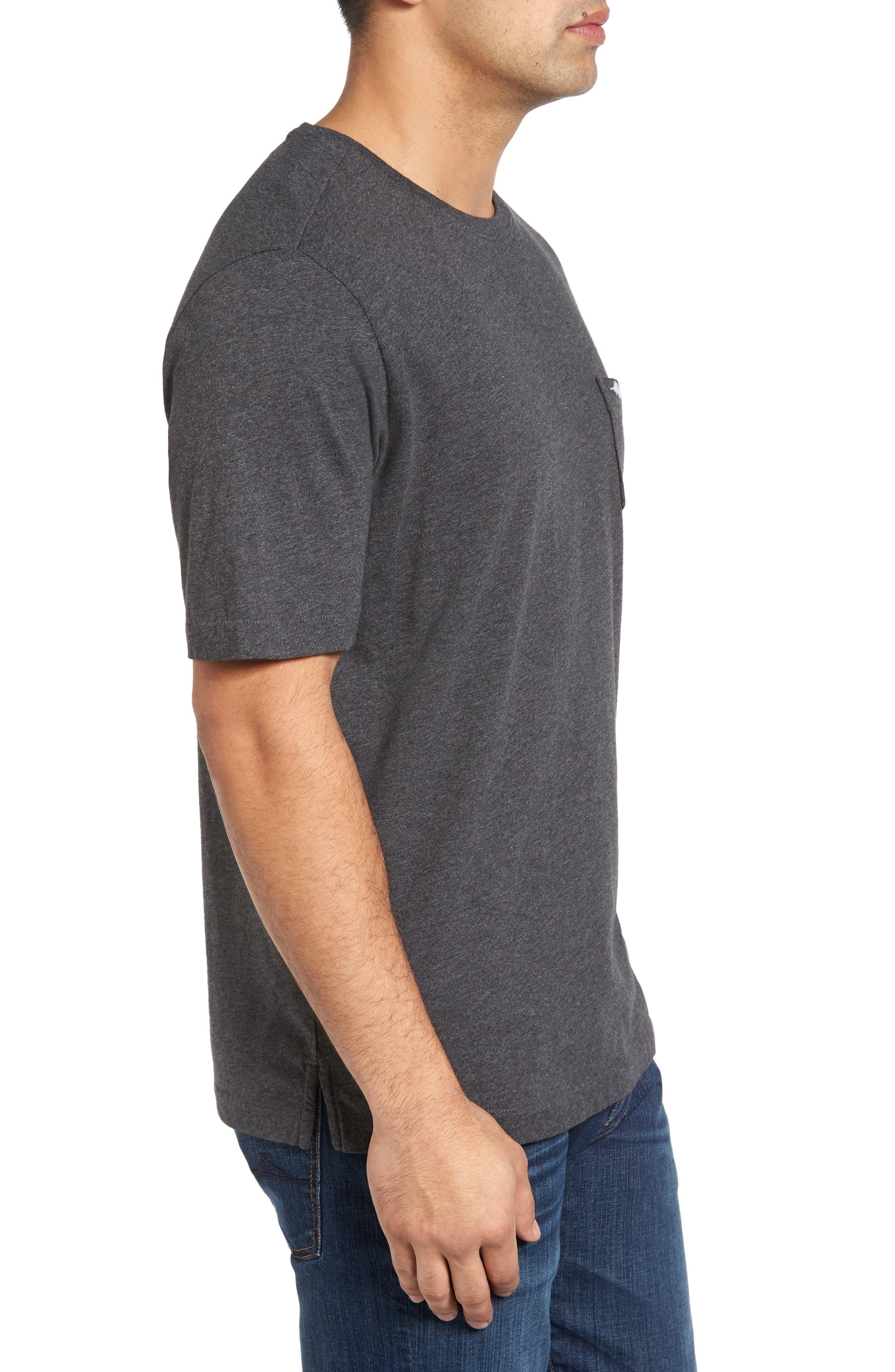 New Bali Sky Pima Cotton Pocket T-Shirt,                             Alternate thumbnail 104, color,