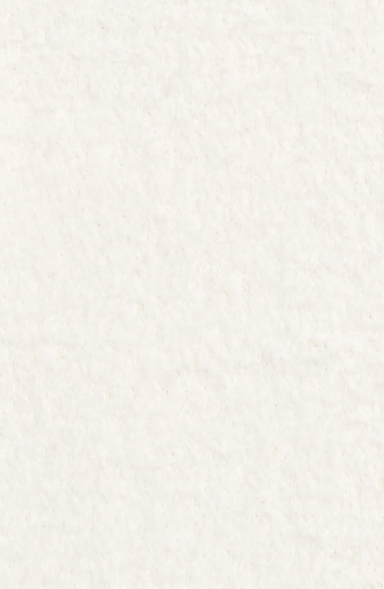 Teddy Yarn Hooded Tunic,                             Alternate thumbnail 4, color,