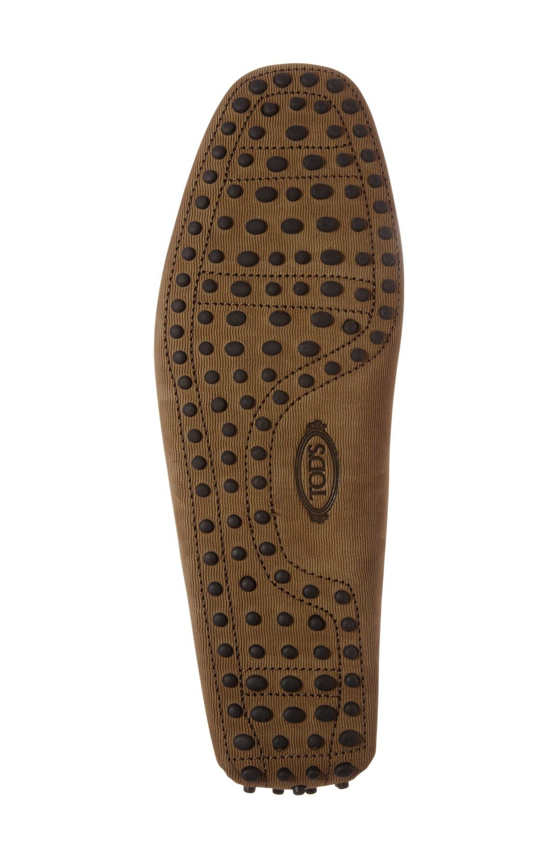 Gommini Tie Front Driving Moccasin,                             Alternate thumbnail 92, color,