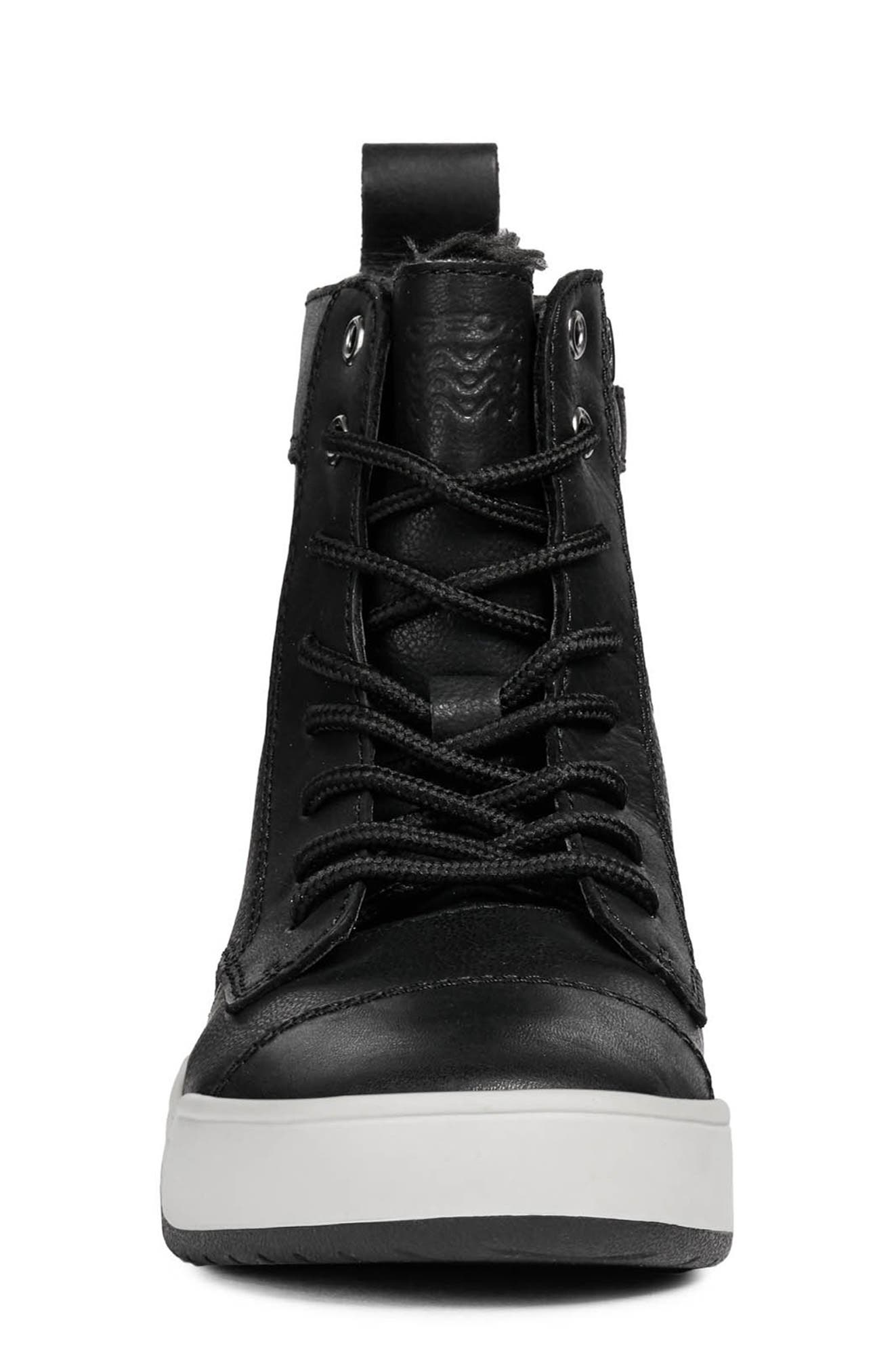 Perth Boot,                             Alternate thumbnail 4, color,                             BLACK