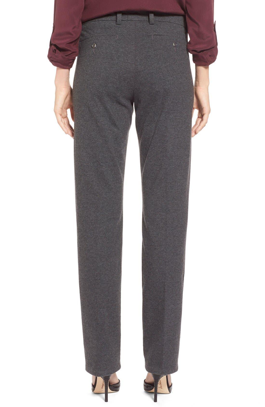 Cotton Jersey Trousers,                             Alternate thumbnail 5, color,                             069