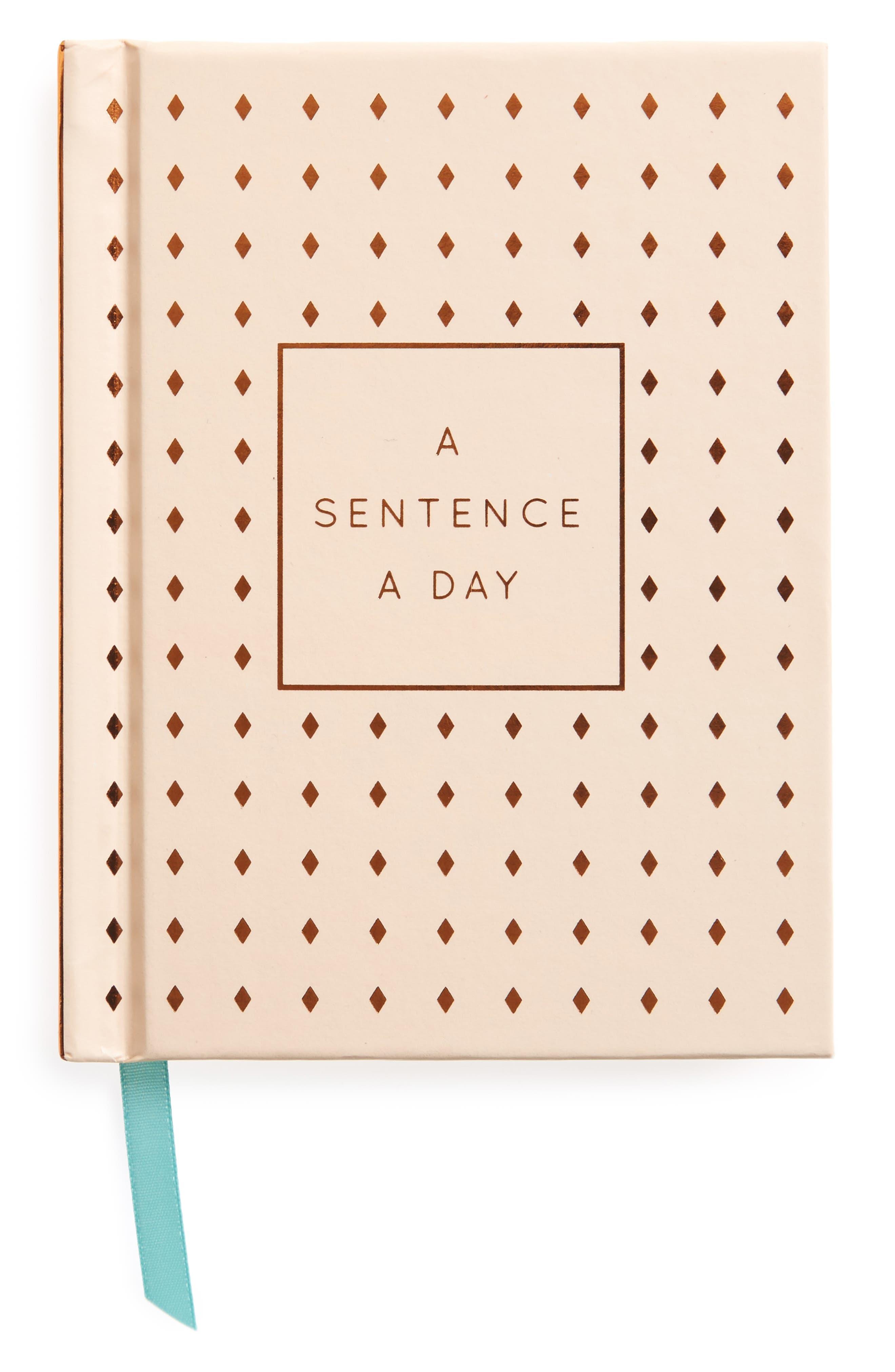KIKKI.K A Sentence A Day Journal, Main, color, 950