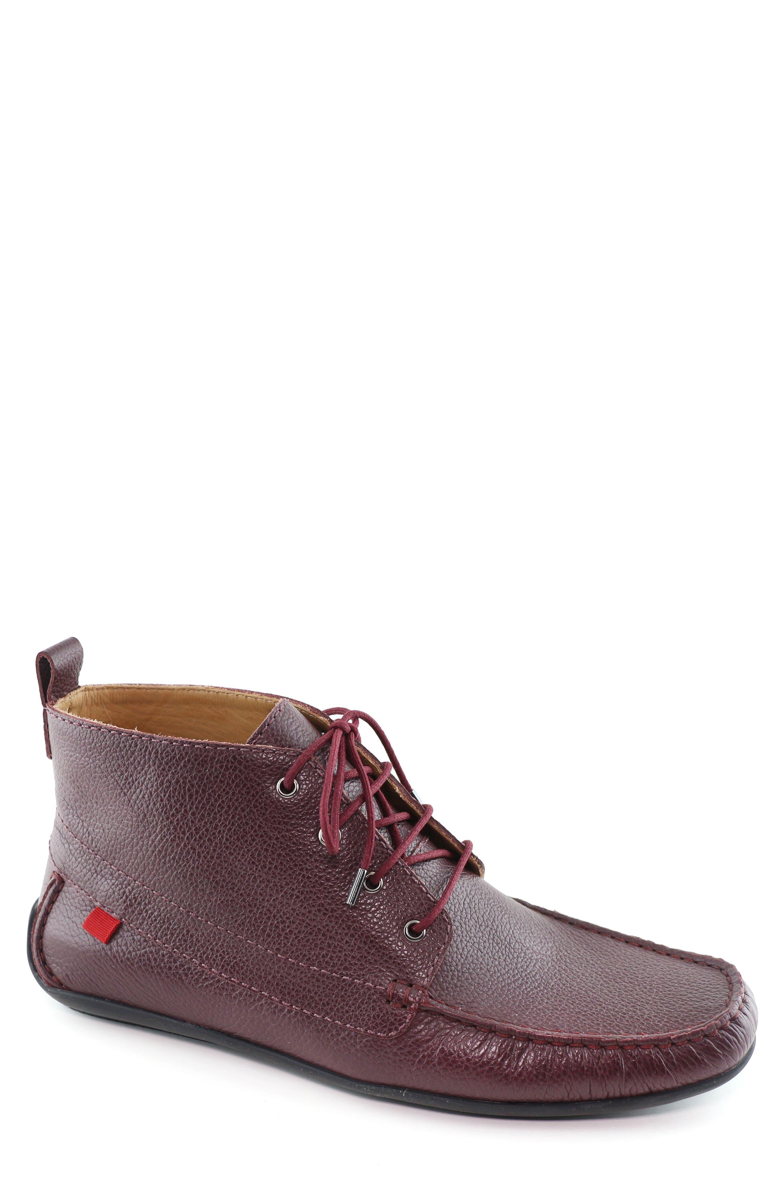 Soho Boot 2 Chukka Boot, Main, color, WINE LEATHER
