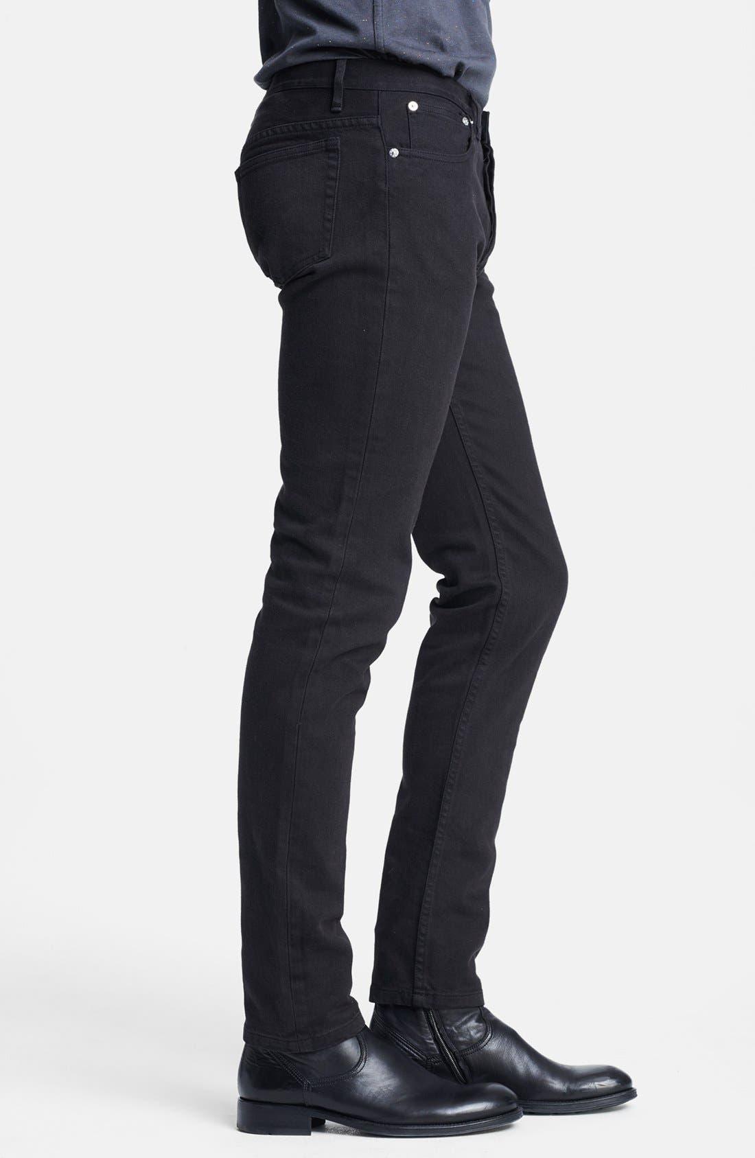 'Petit Standard' Skinny Fit Jeans,                             Alternate thumbnail 2, color,