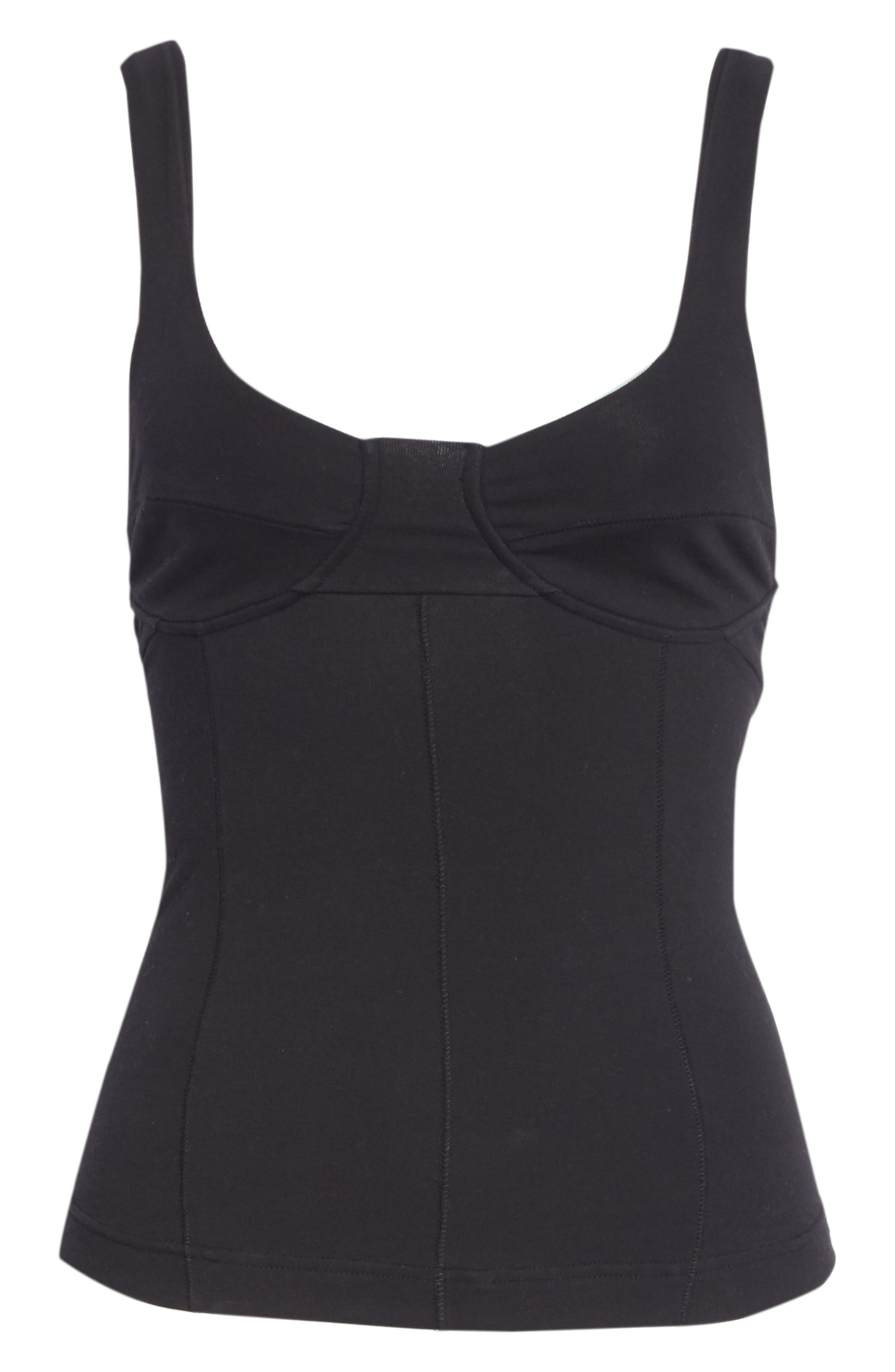 Framework Camisole,                             Alternate thumbnail 6, color,                             001