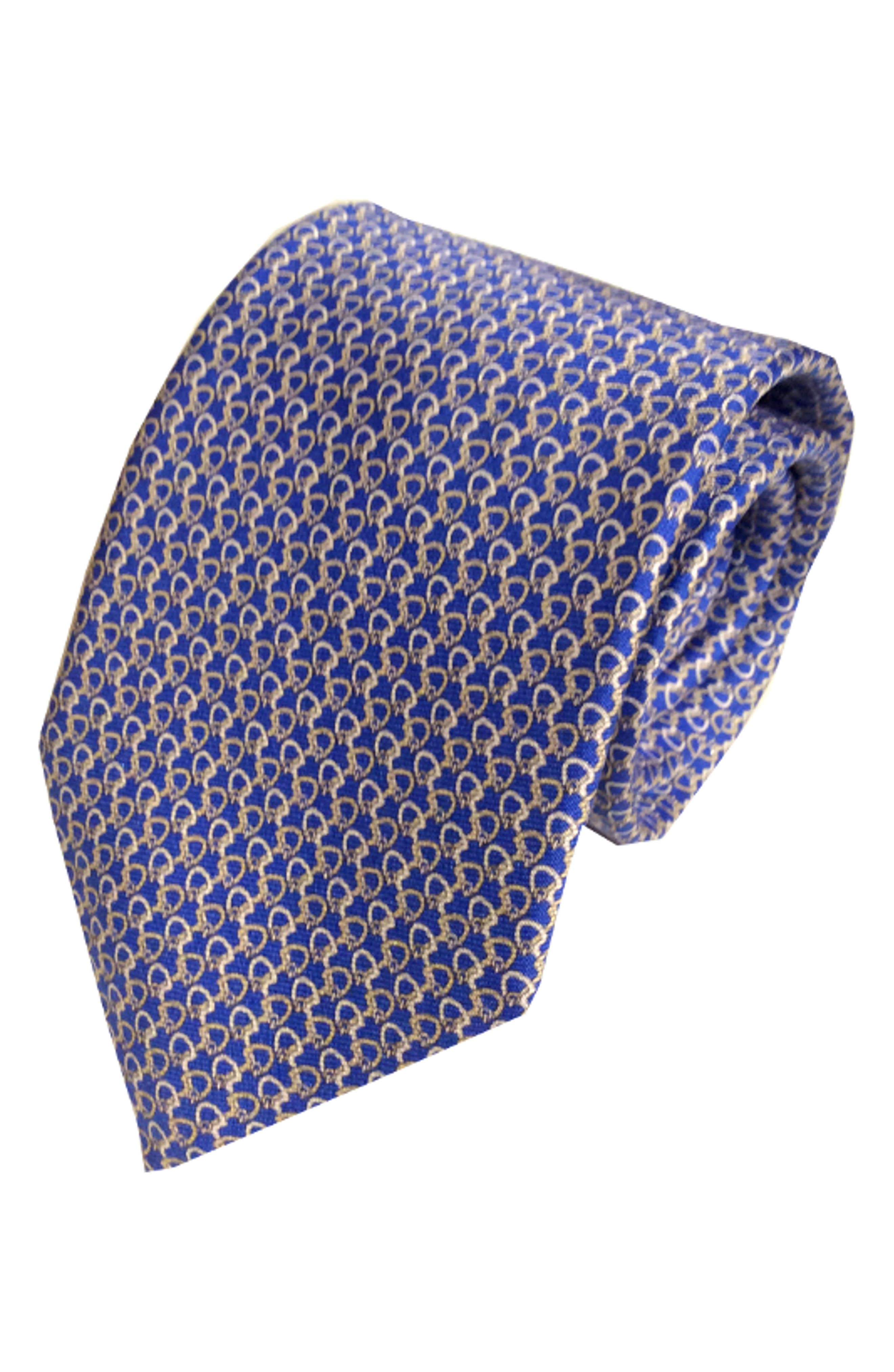 Back in the Saddle Silk Tie,                         Main,                         color, 400