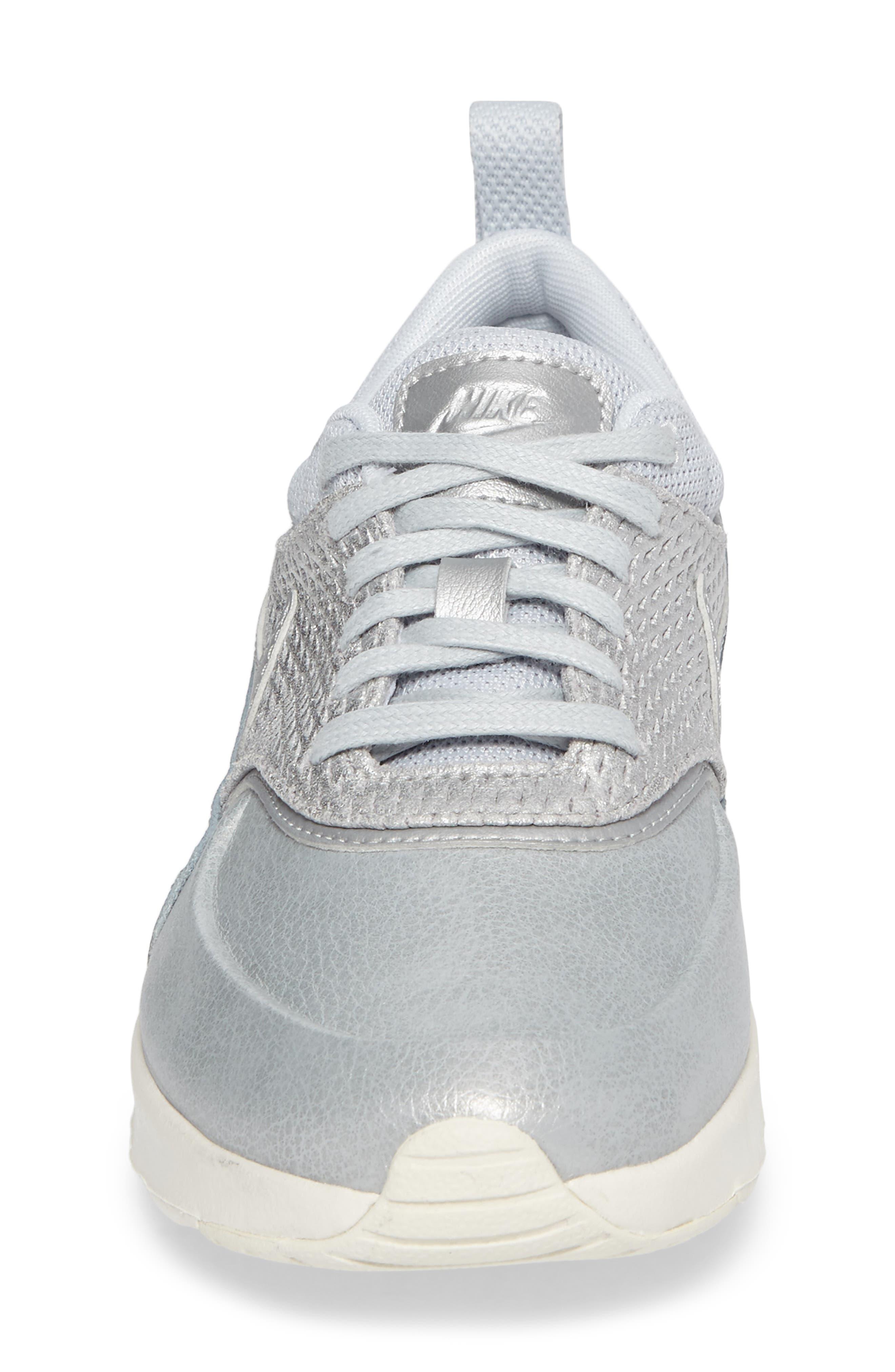 Air Max Thea Premium Sneaker,                             Alternate thumbnail 11, color,