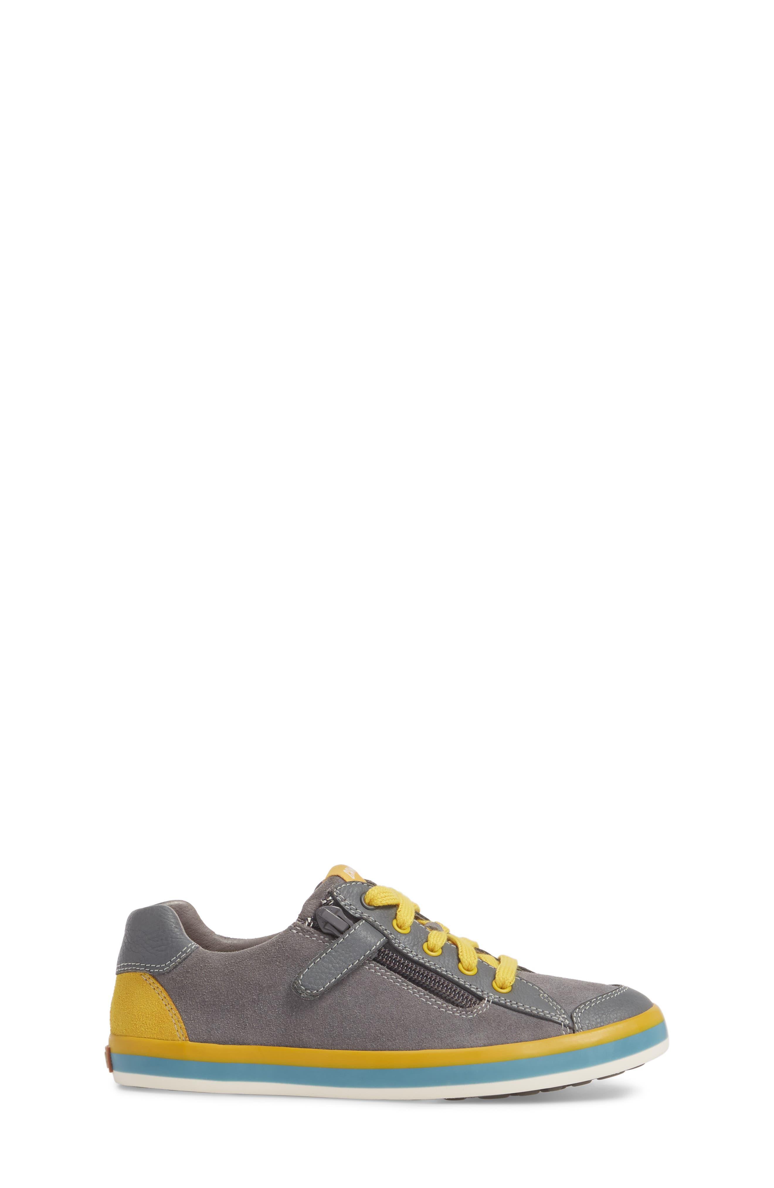 Pursuit Sneaker,                             Alternate thumbnail 3, color,                             030