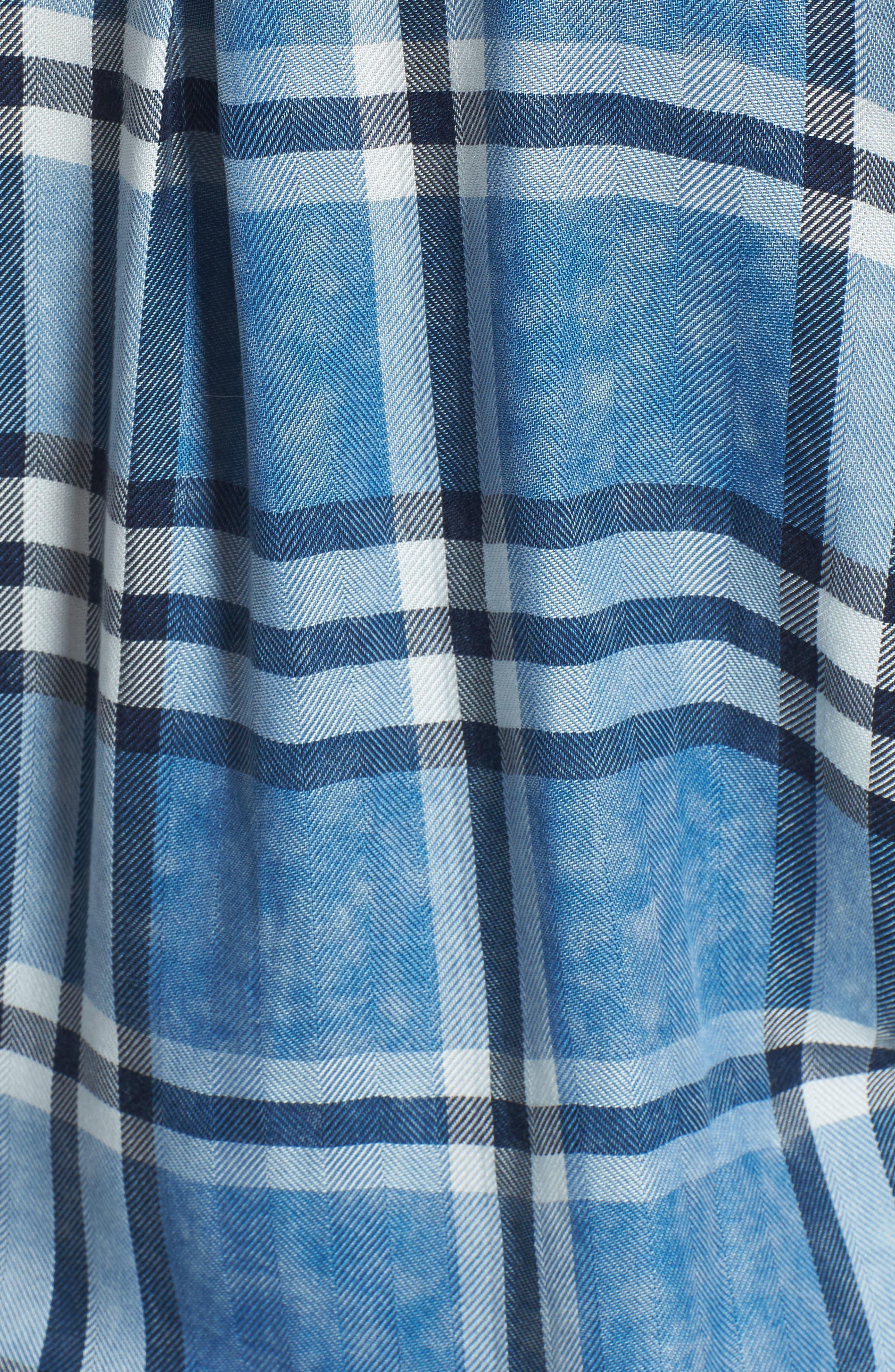 Hunter Plaid Shirt,                             Alternate thumbnail 612, color,