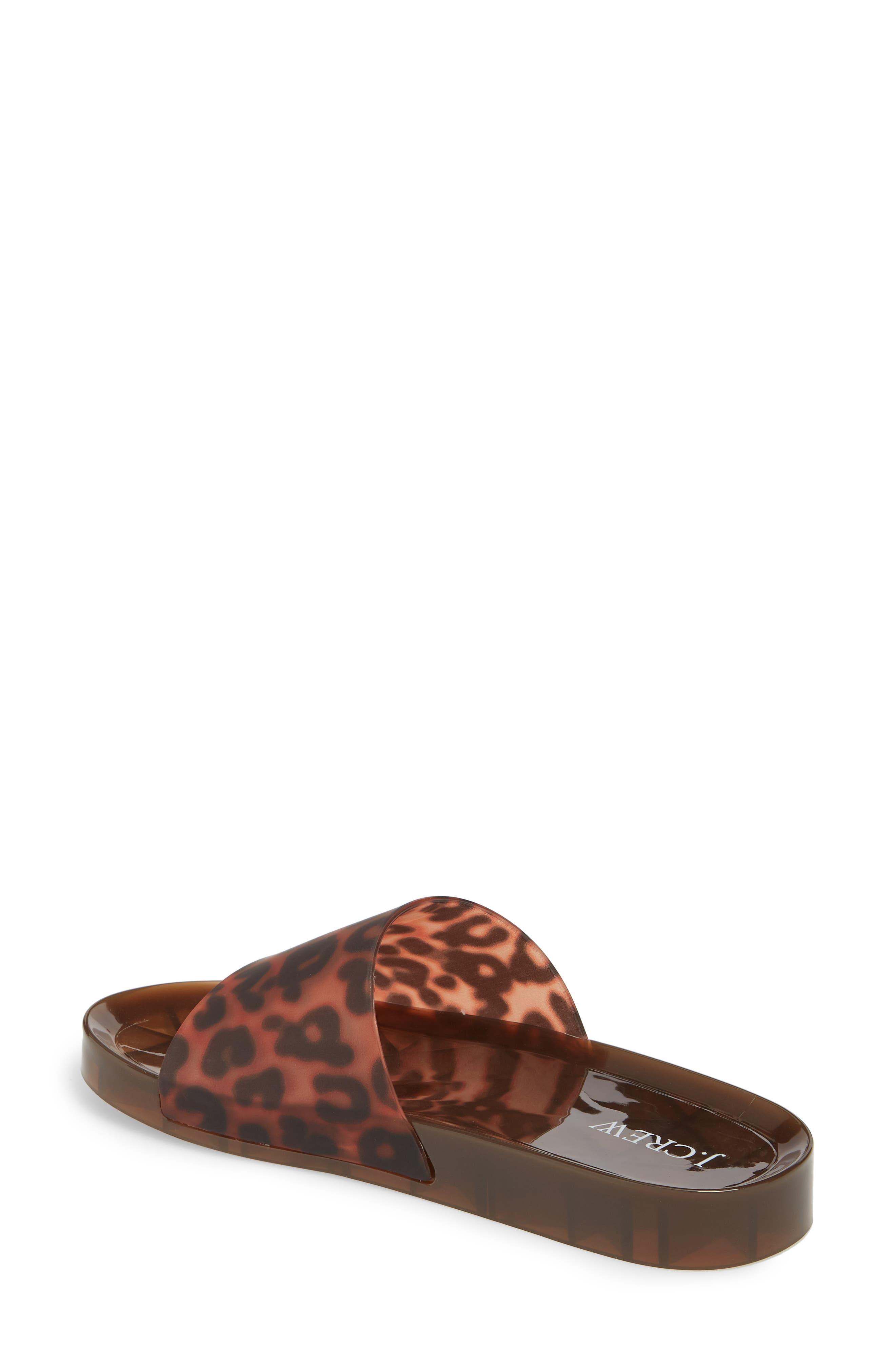 J. Crew Tortoise Slide Sandal,                             Alternate thumbnail 2, color,                             200