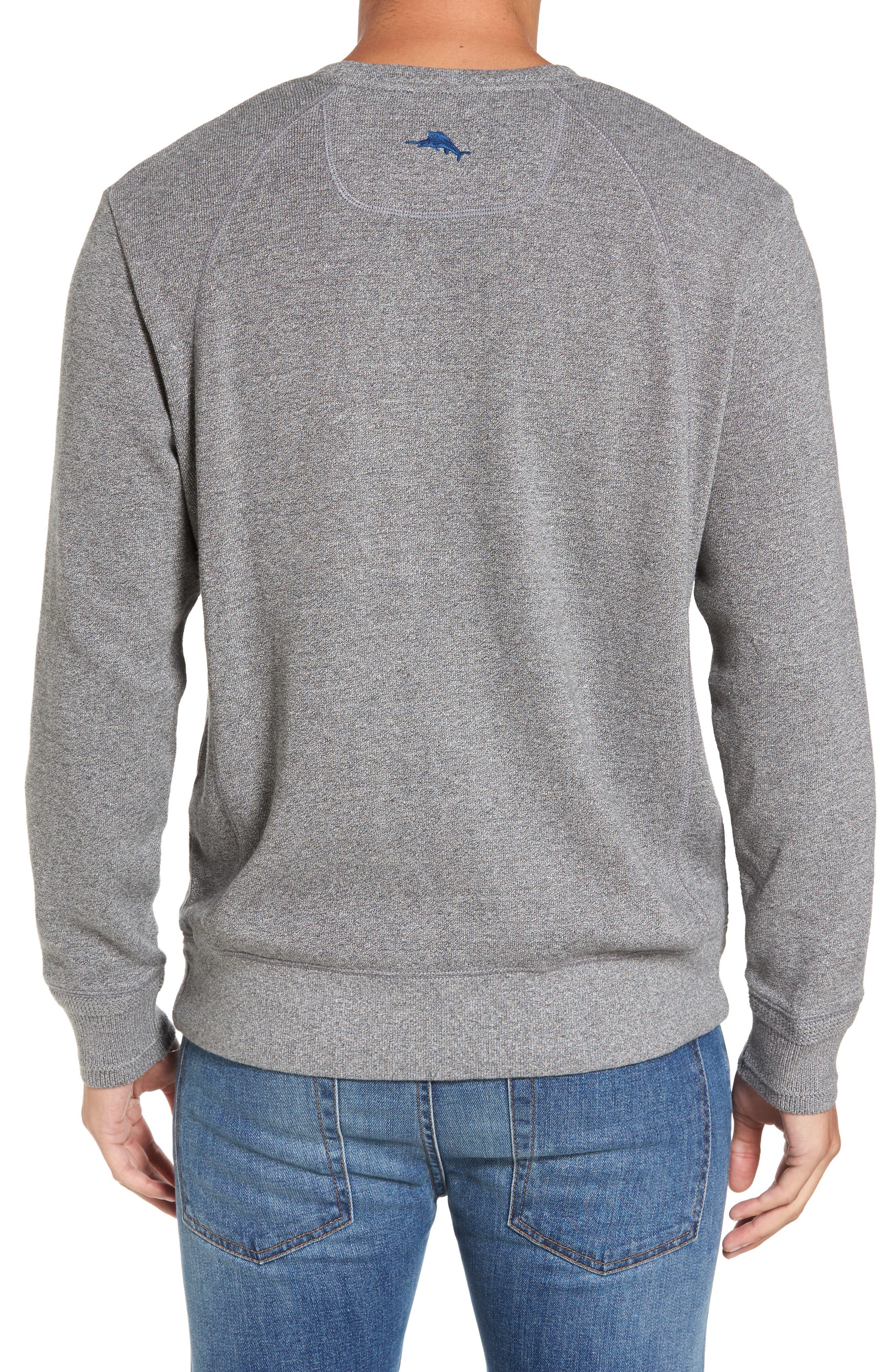 NFL Stitch of Liberty Embroidered Crewneck Sweatshirt,                             Alternate thumbnail 43, color,